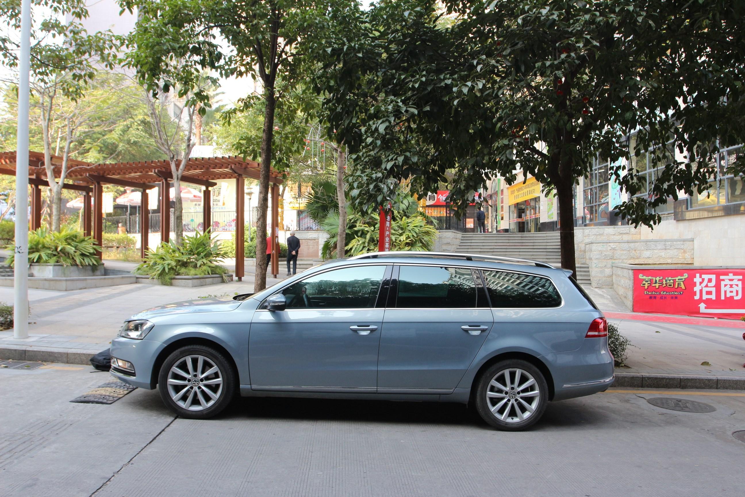 大众-迈腾(进口) 2012款 旅行版 2.0tsi 自动 舒适型