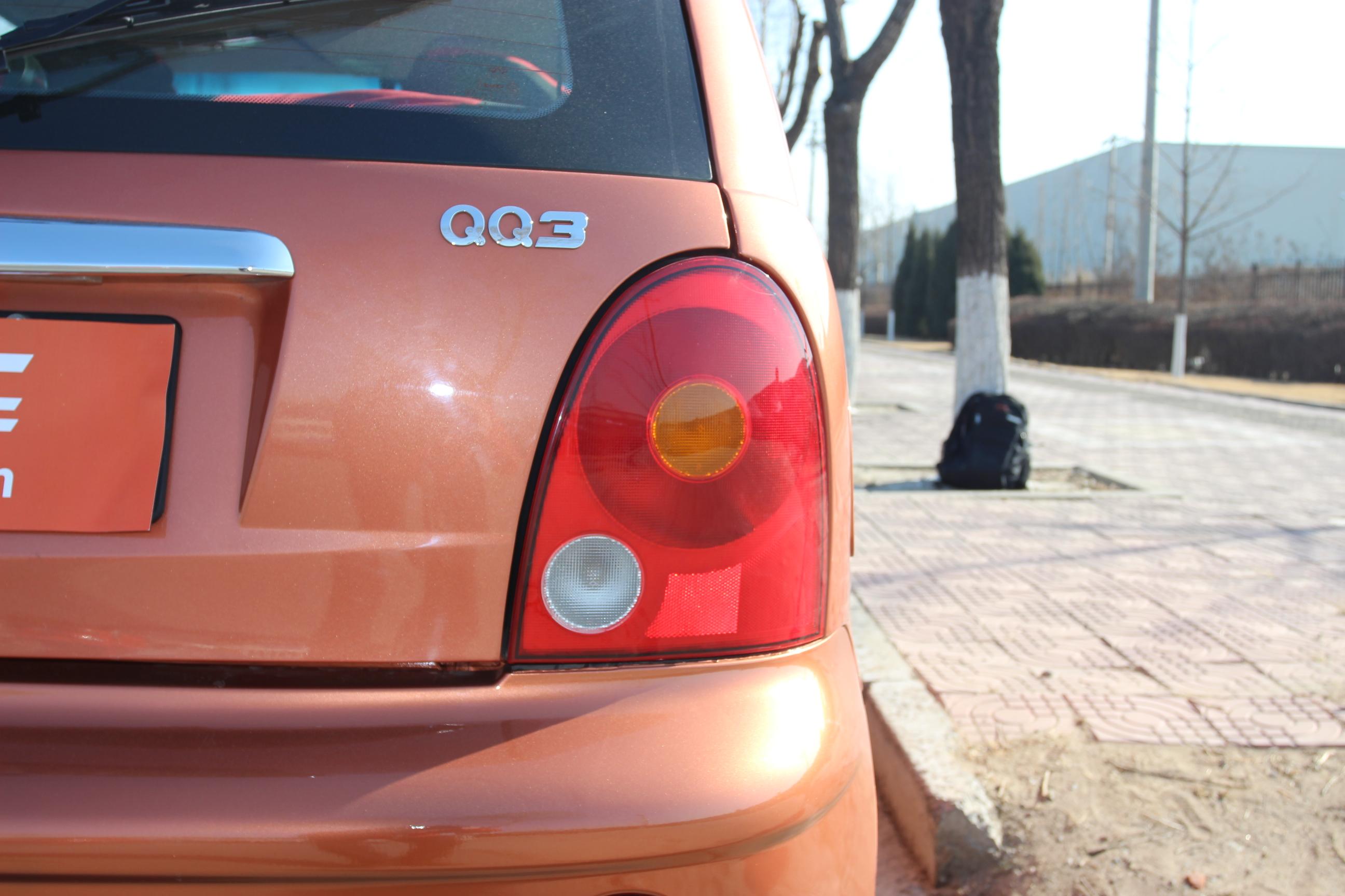 qq3汽车底盘图解