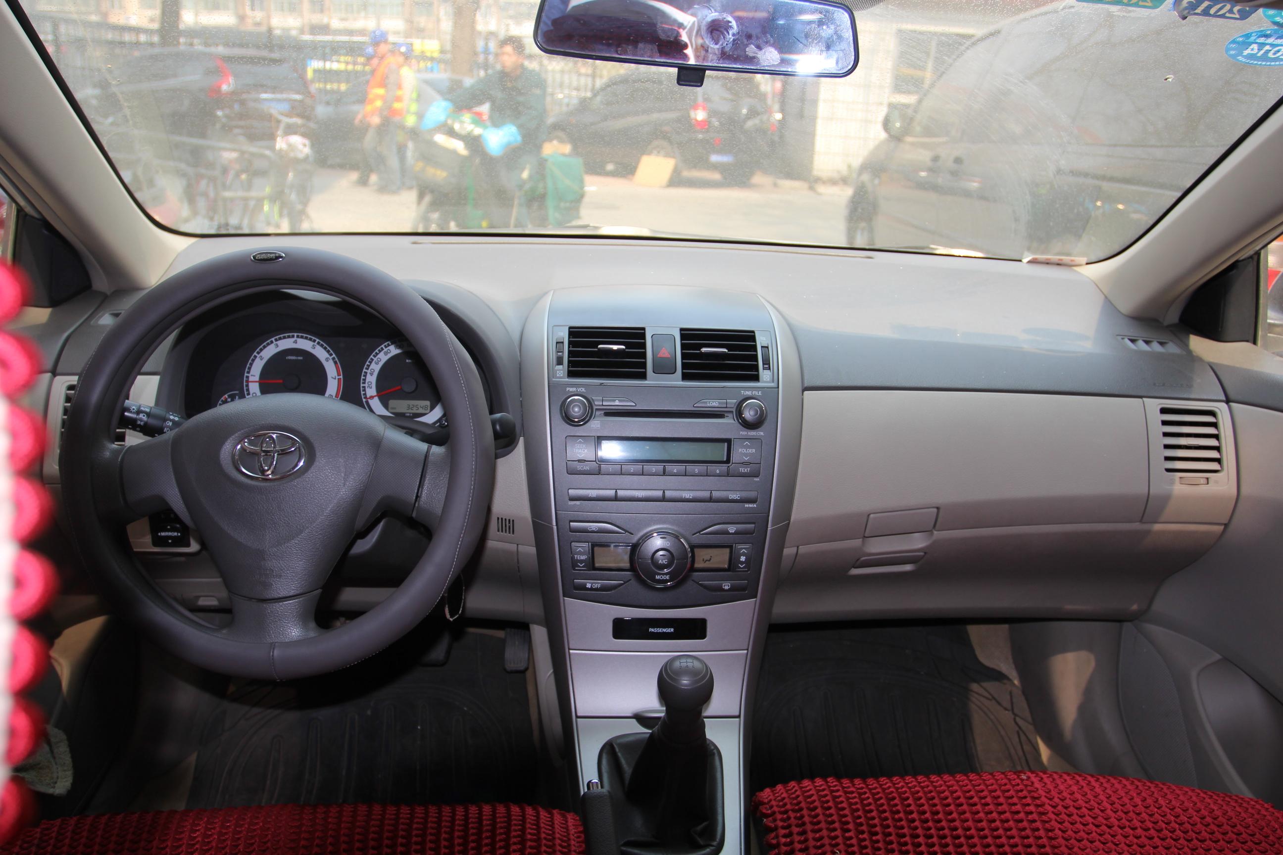 北京二手丰田-卡罗拉 2011款