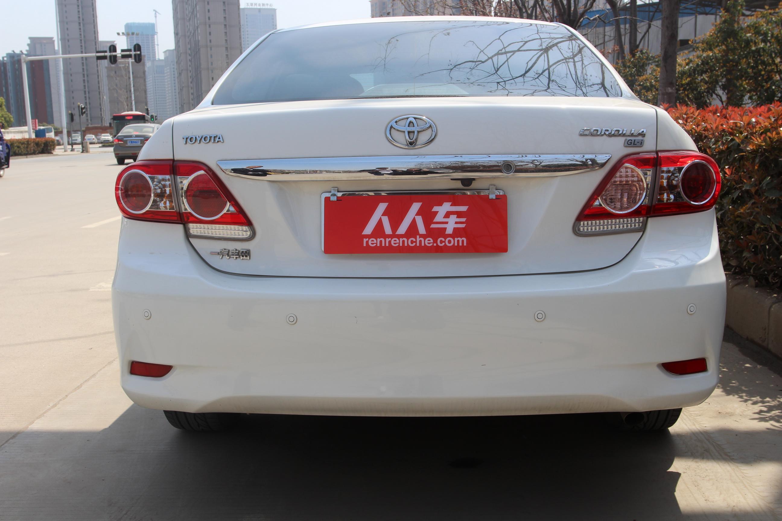 武汉二手丰田-卡罗拉 2011款