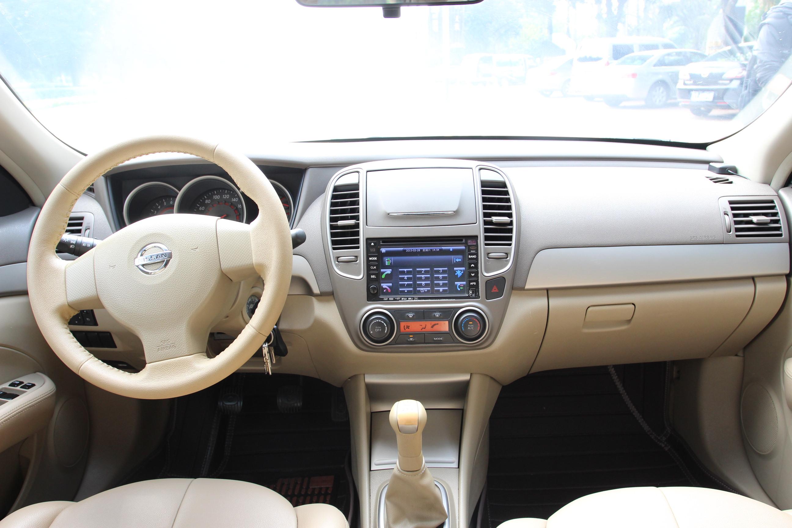 日产-轩逸2012款 1.6l xe 手动舒适版