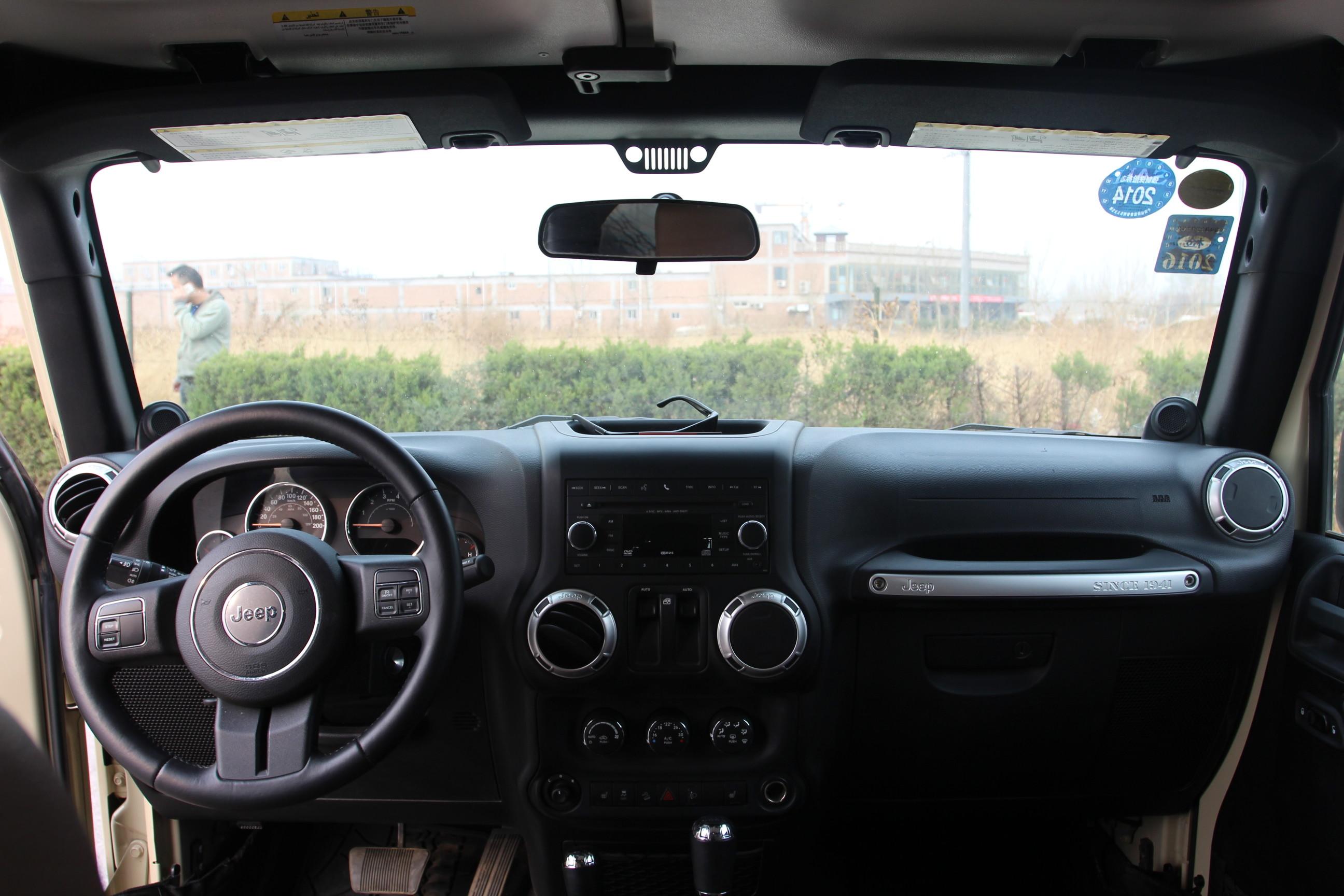 北京二手jeep 牧马人 2012款高清图片