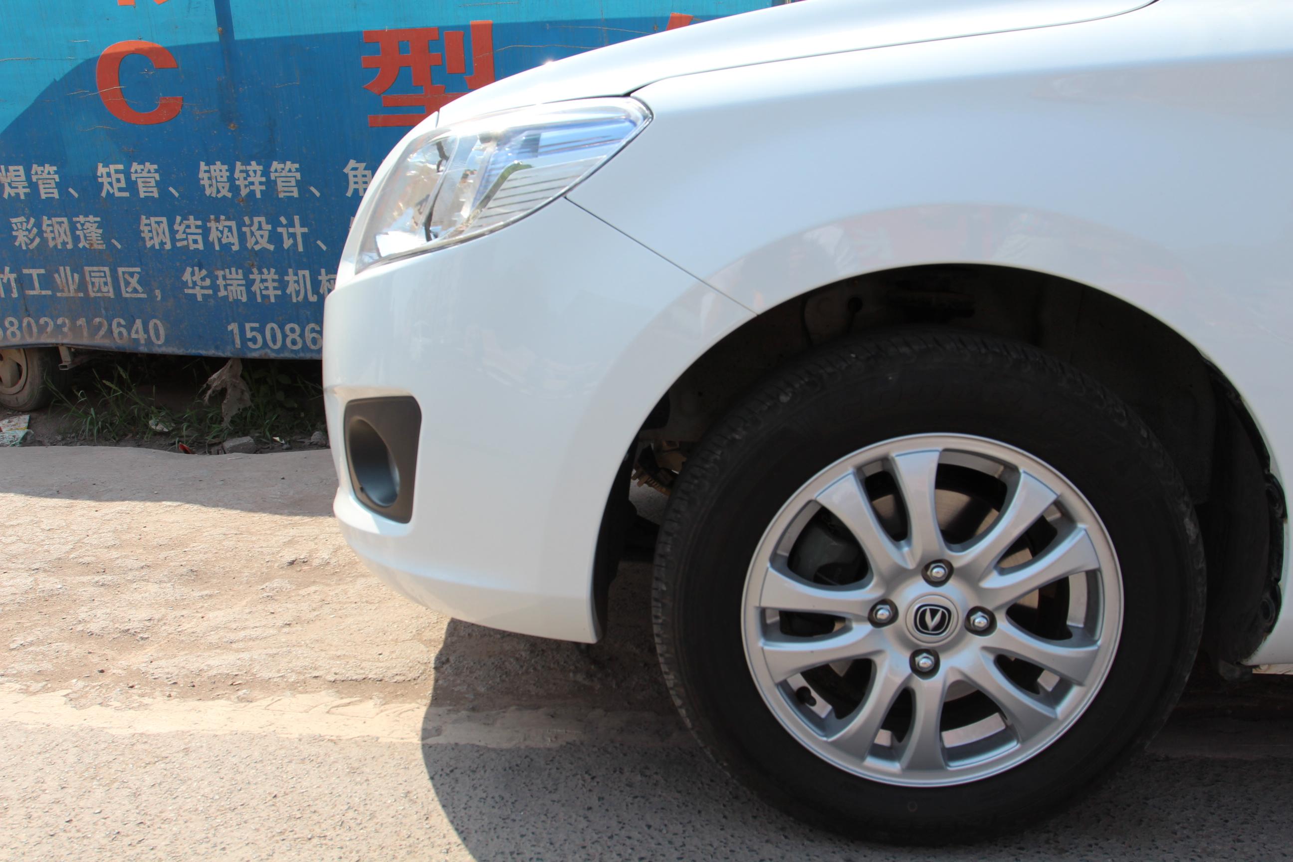 长安汽车-悦翔v3 2012款 1.3l 手动豪华型 国v