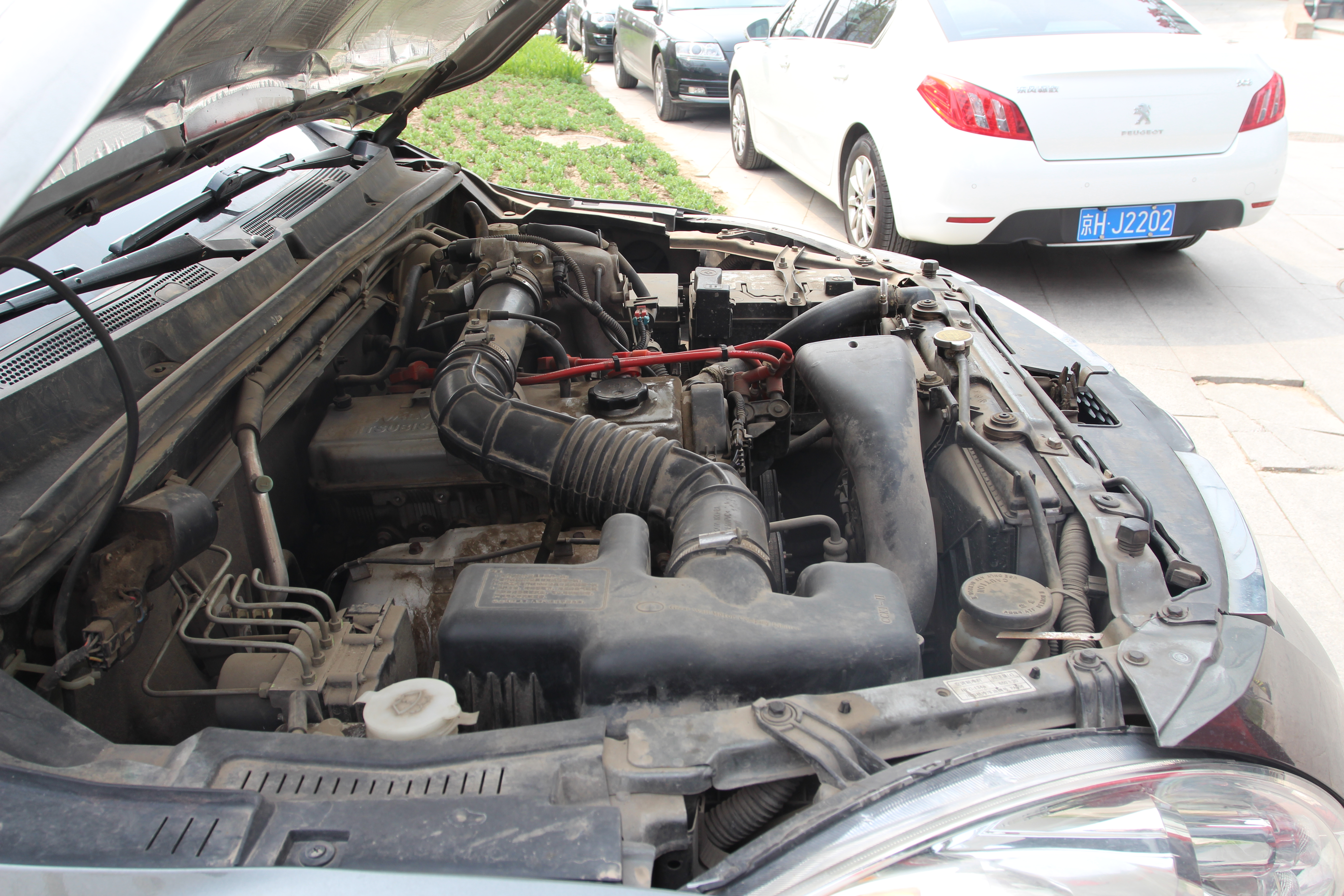 北京汽车发动机电脑mt80电路板图片