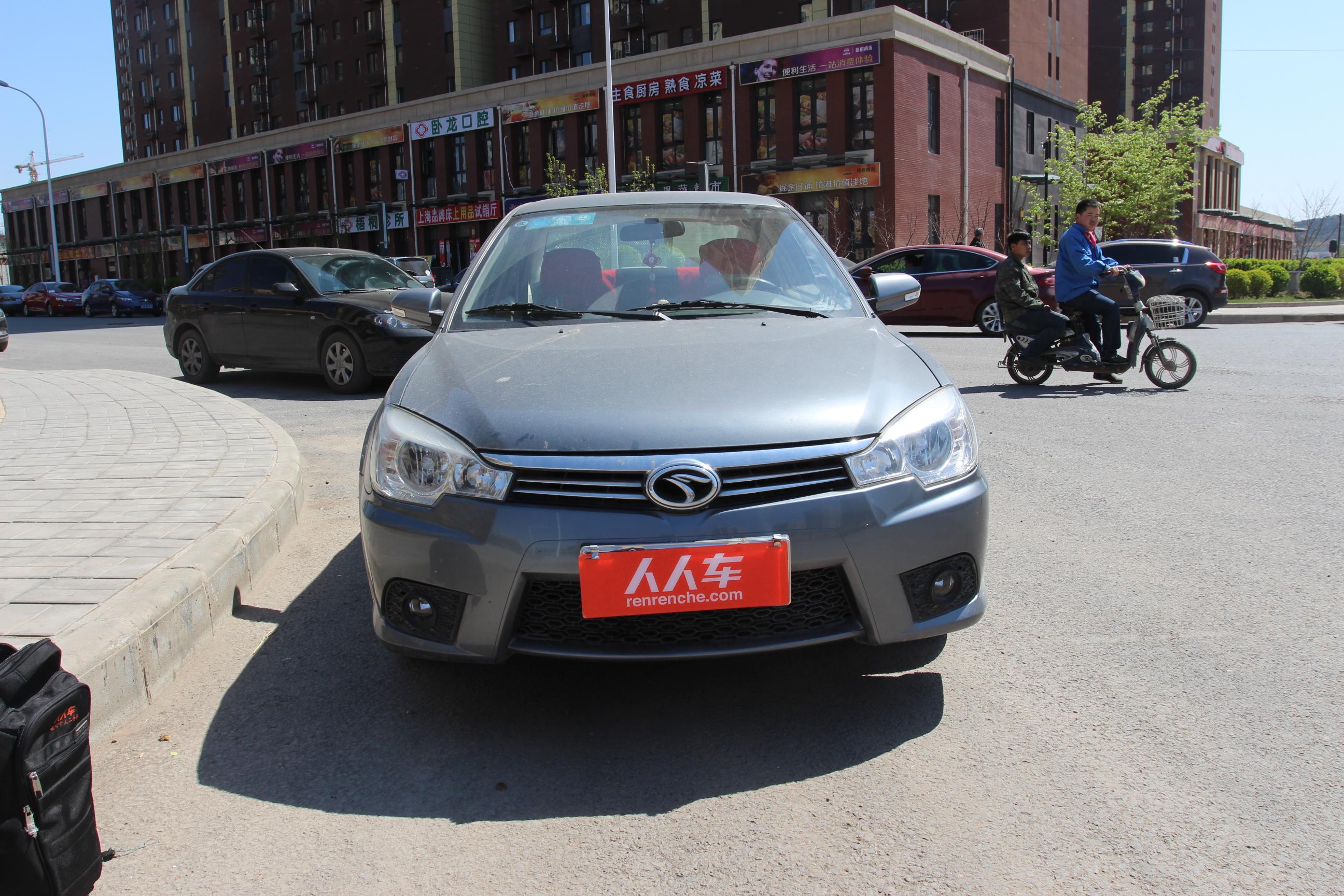 东南汽车-v3菱悦 2011款 1.5l 手动舒适版
