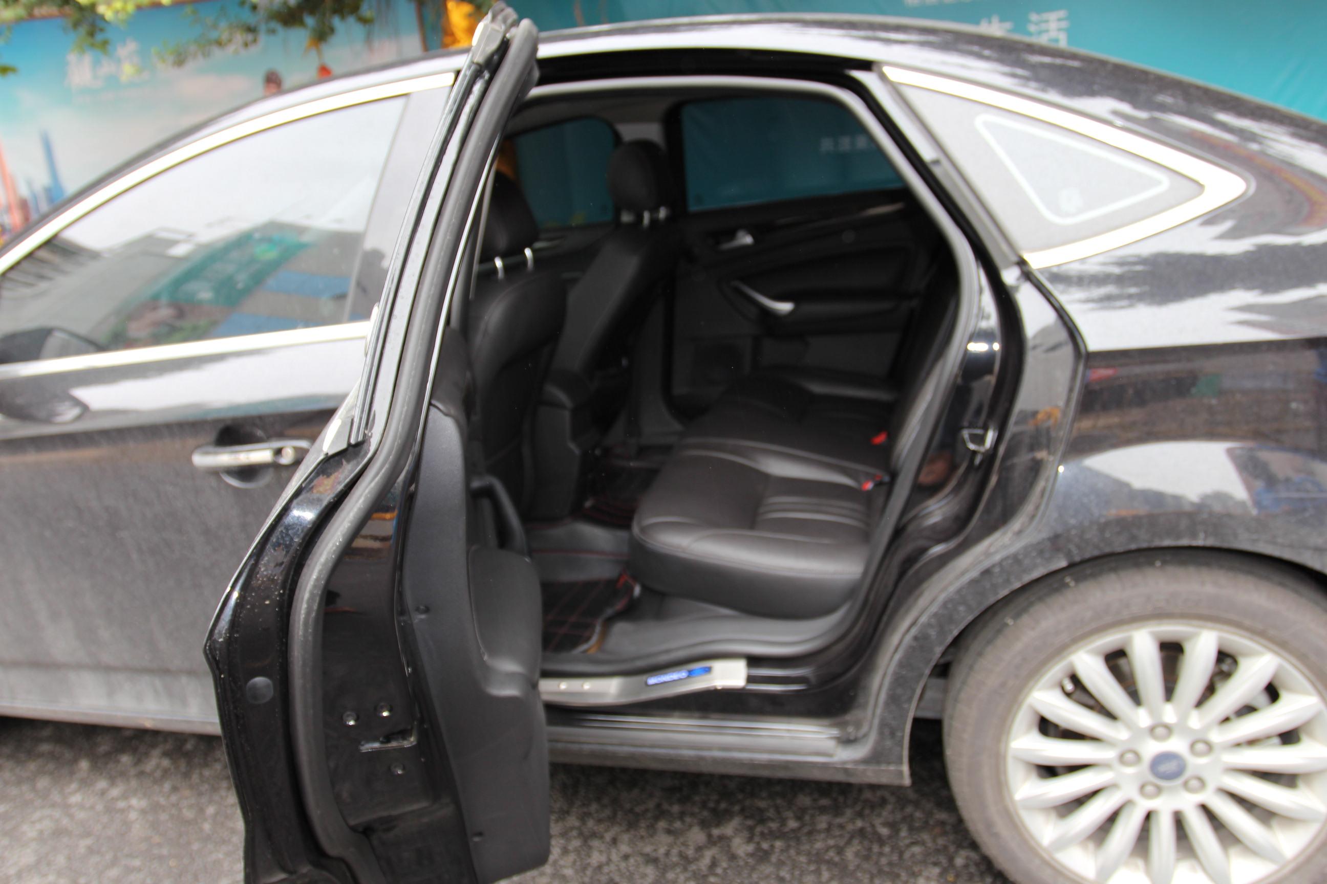 福特-蒙迪欧-致胜 2011款 2.3l 自动 豪华型