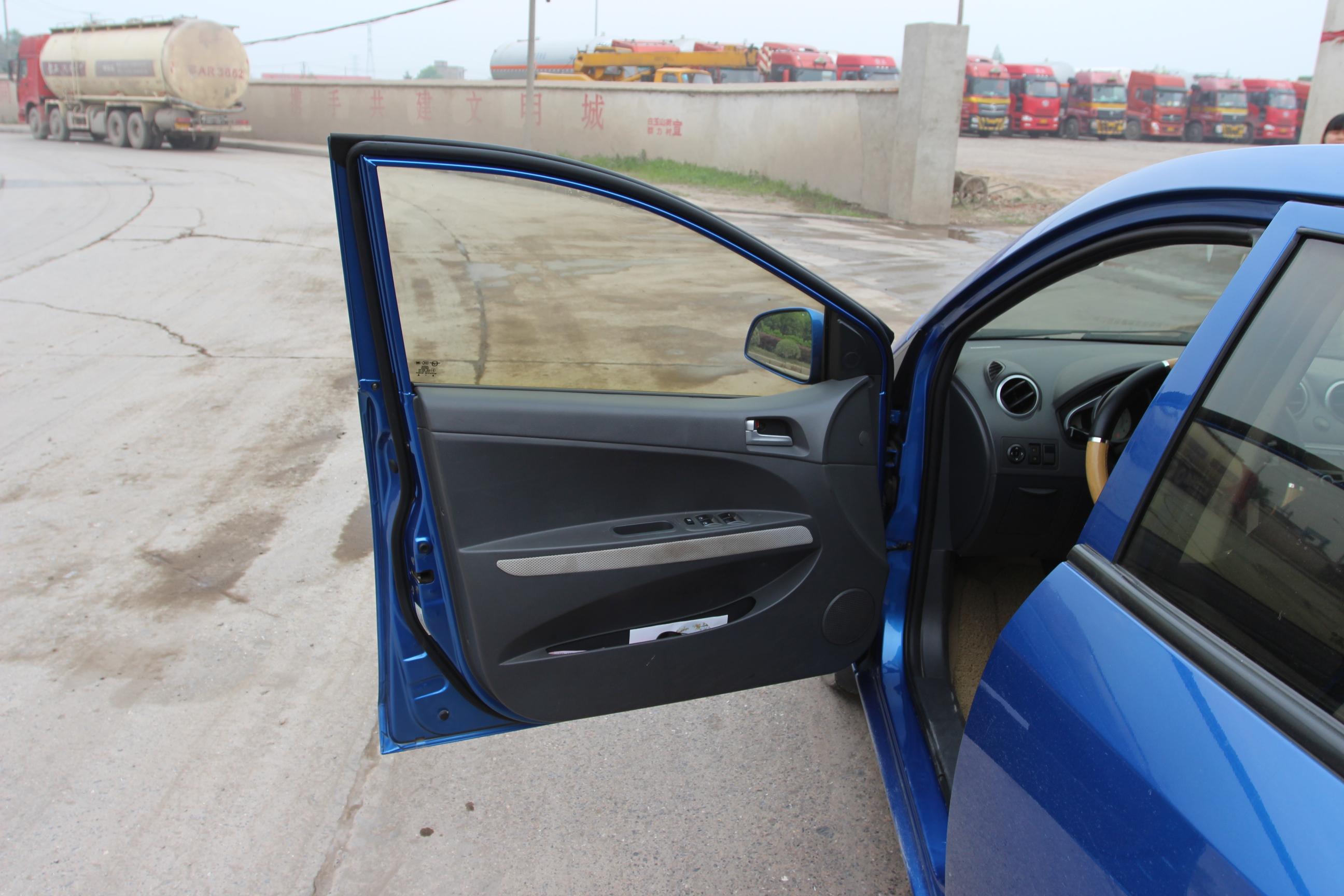 海马汽车-丘比特 2012款 1.5l 自动灵动版