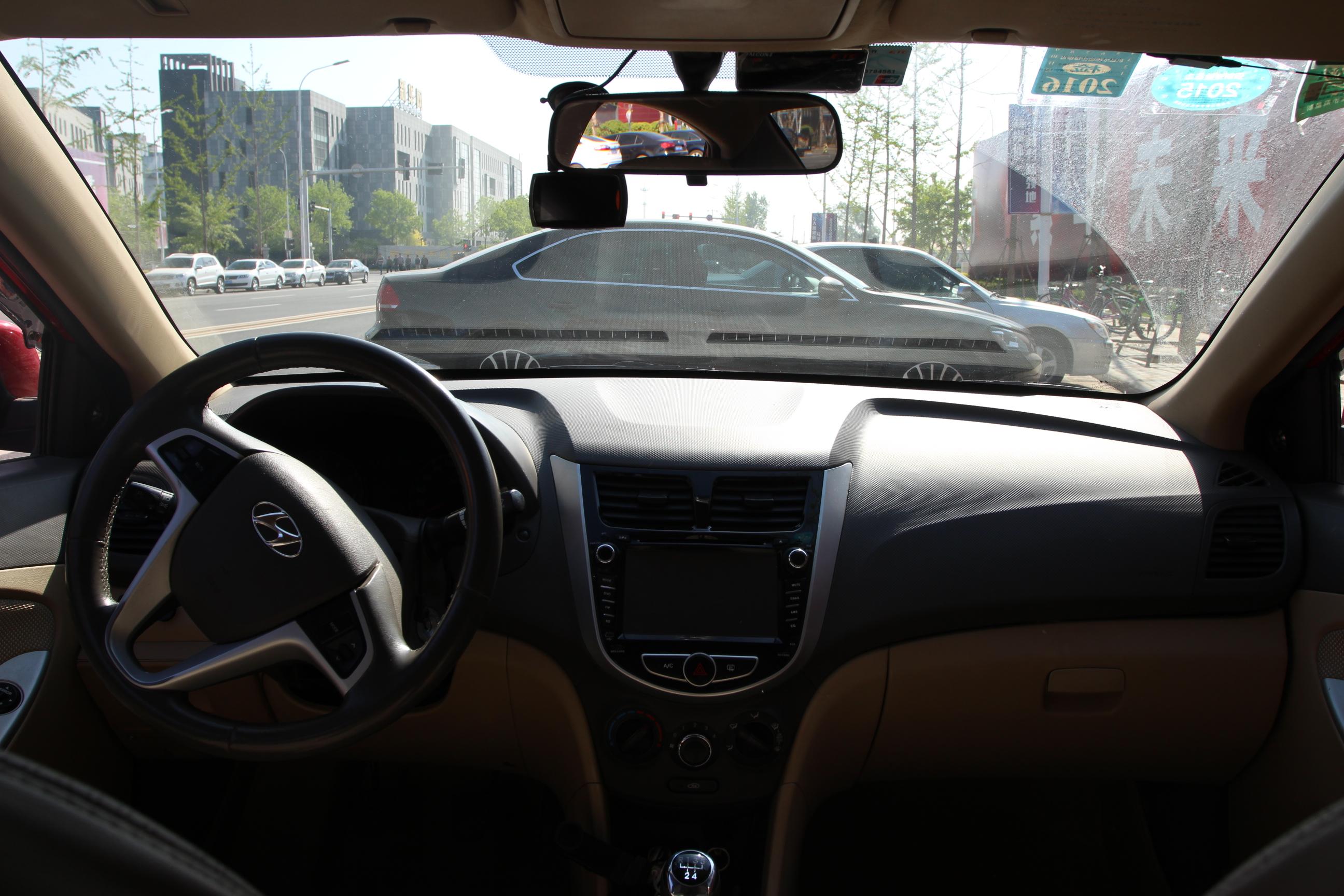 瑞纳汽车仪表盘指示灯图解