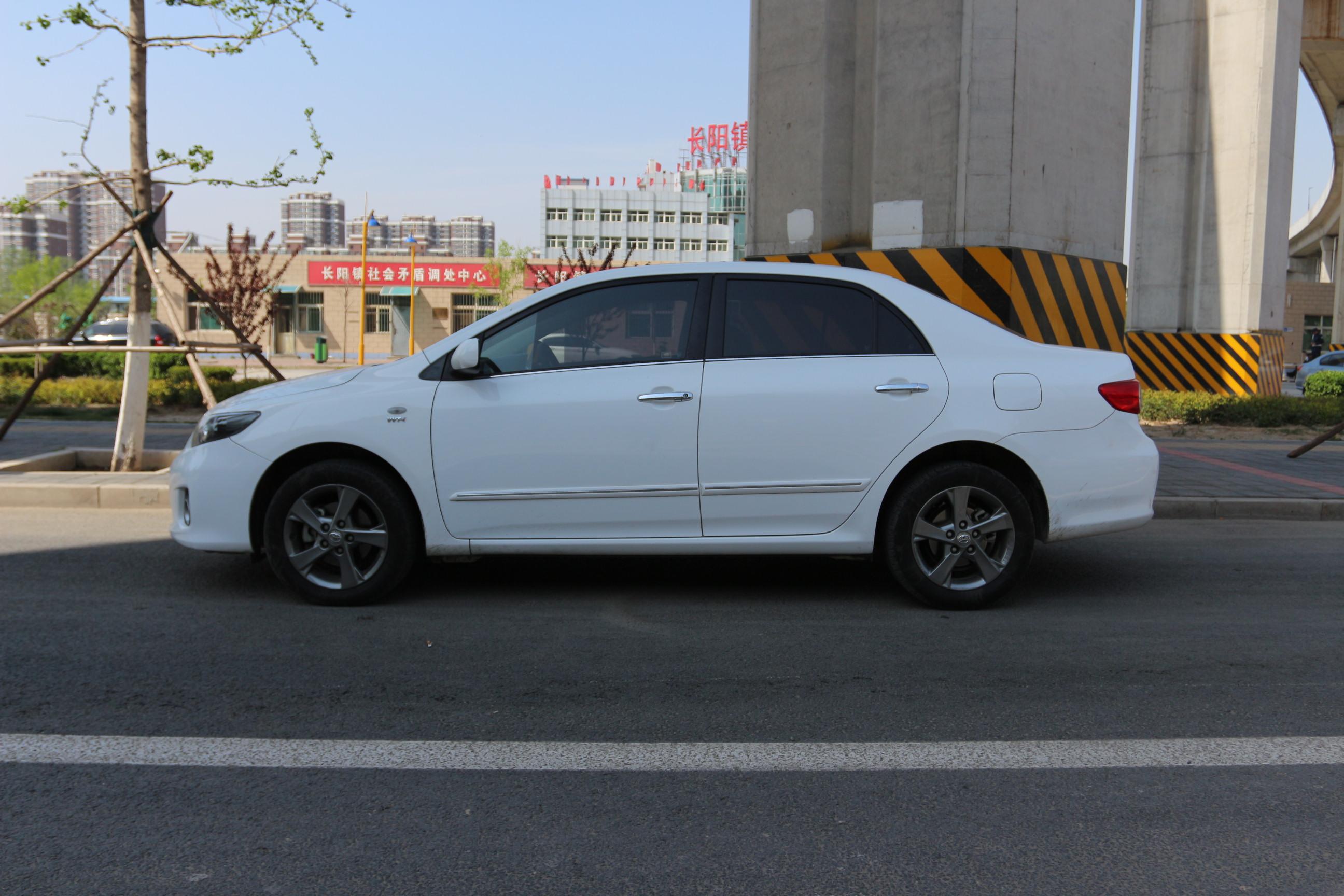 北京二手丰田-卡罗拉 2013款