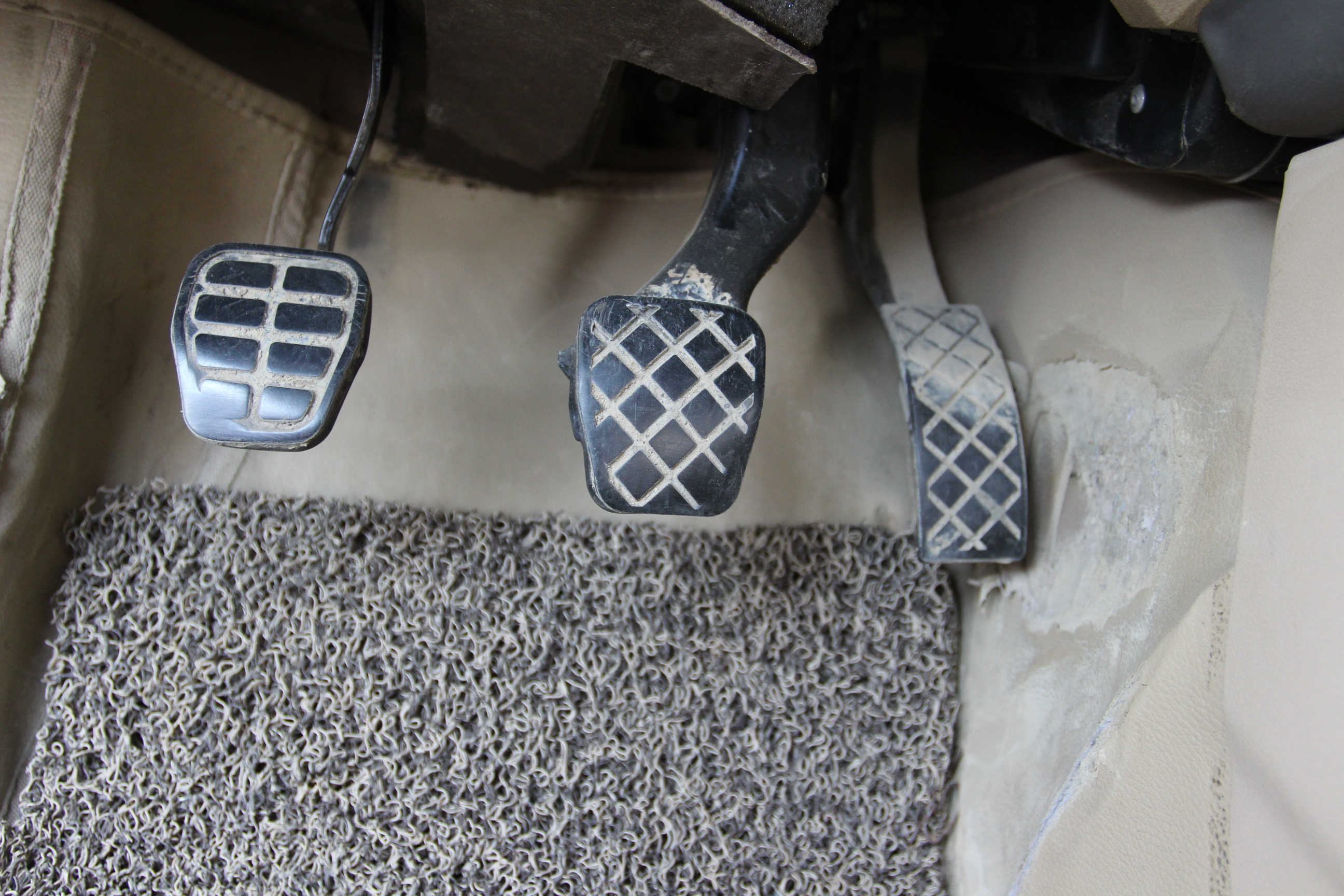 大众汽车脚踏垫