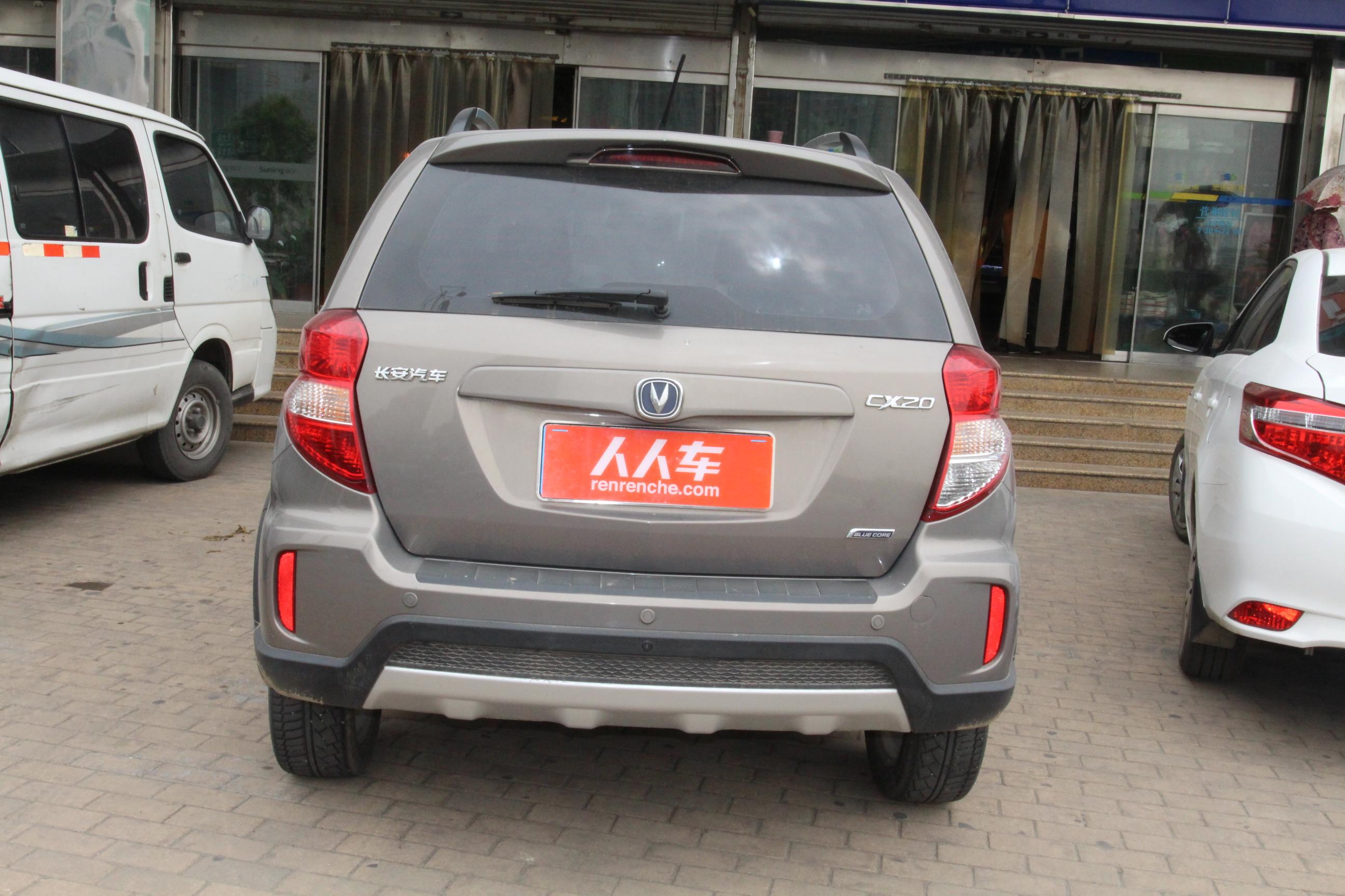 南京二手长安汽车-cx20