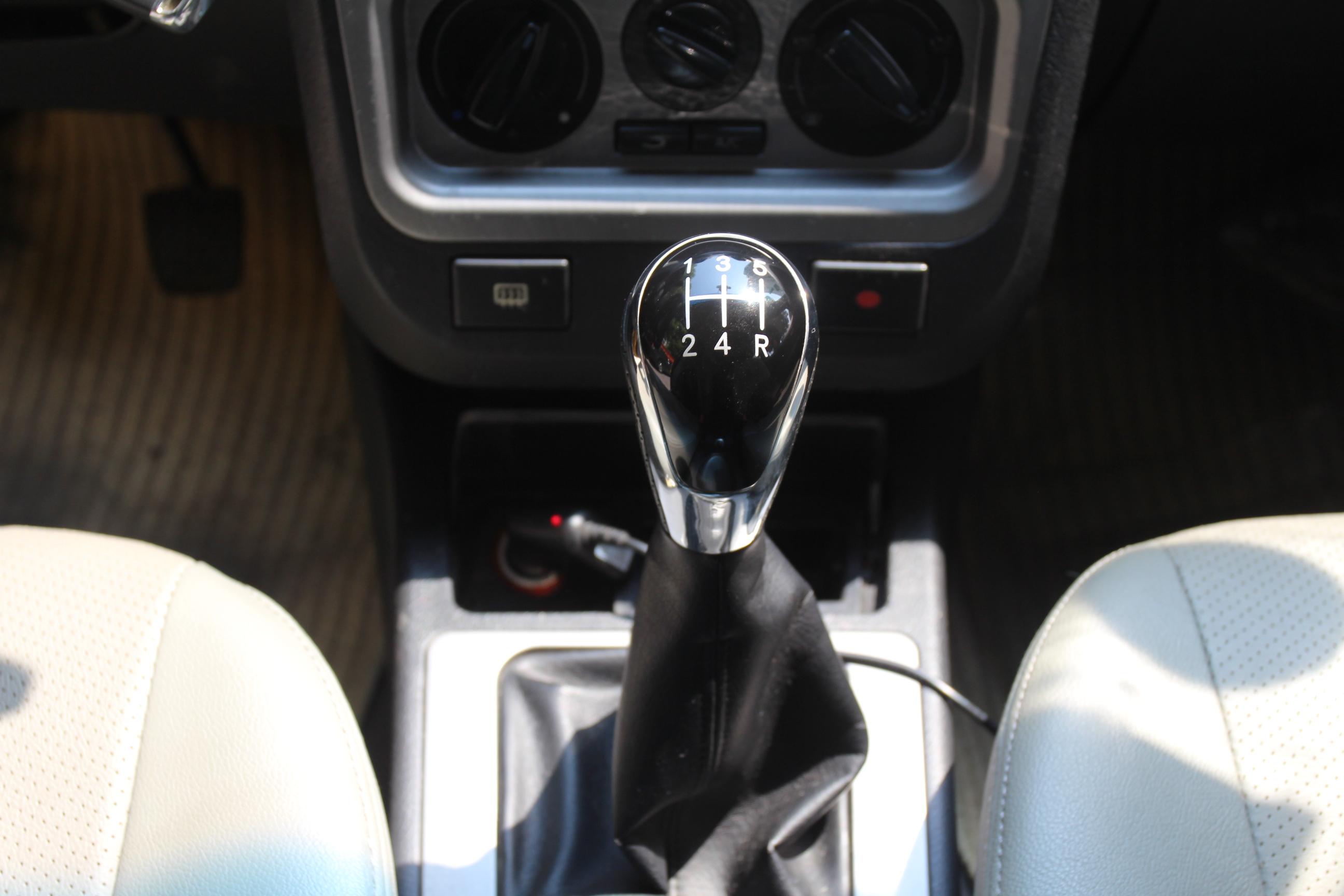 二手吉利汽车-自由舰 2011款