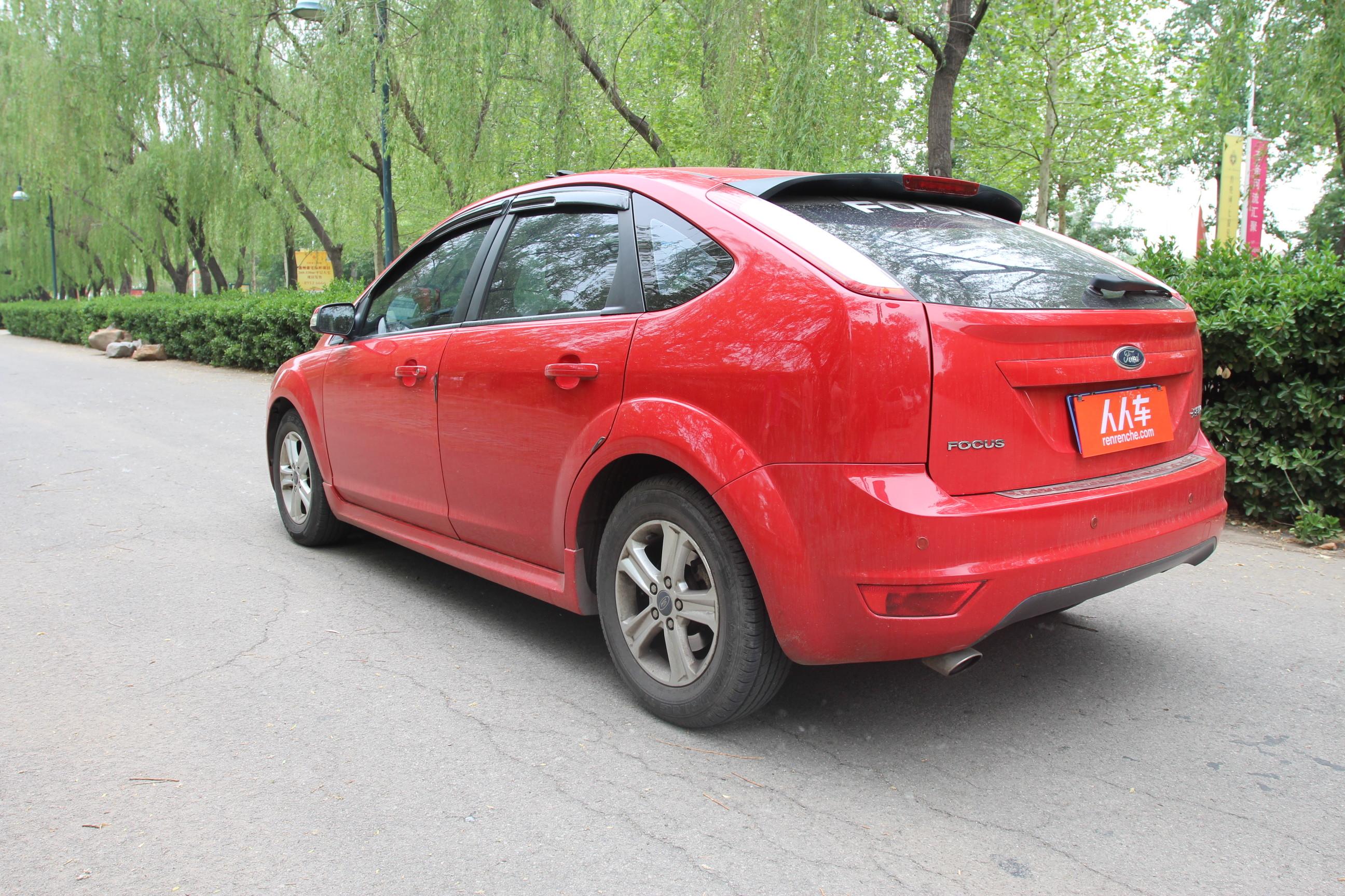 福特-福克斯 2009款 两厢 1.8l 手动舒适型