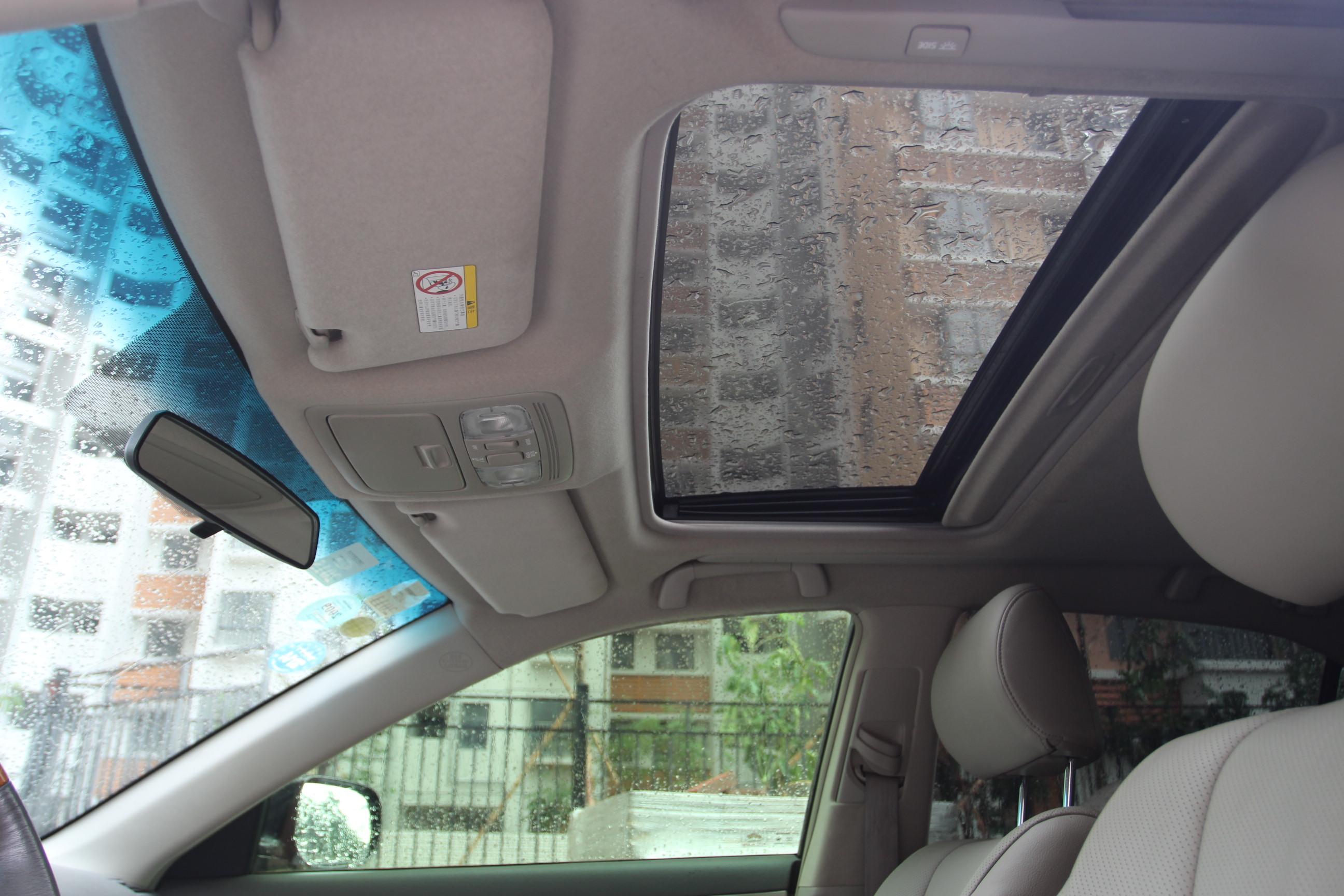 丰田-凯美瑞 2009款 240g 2.4 自动 豪华版