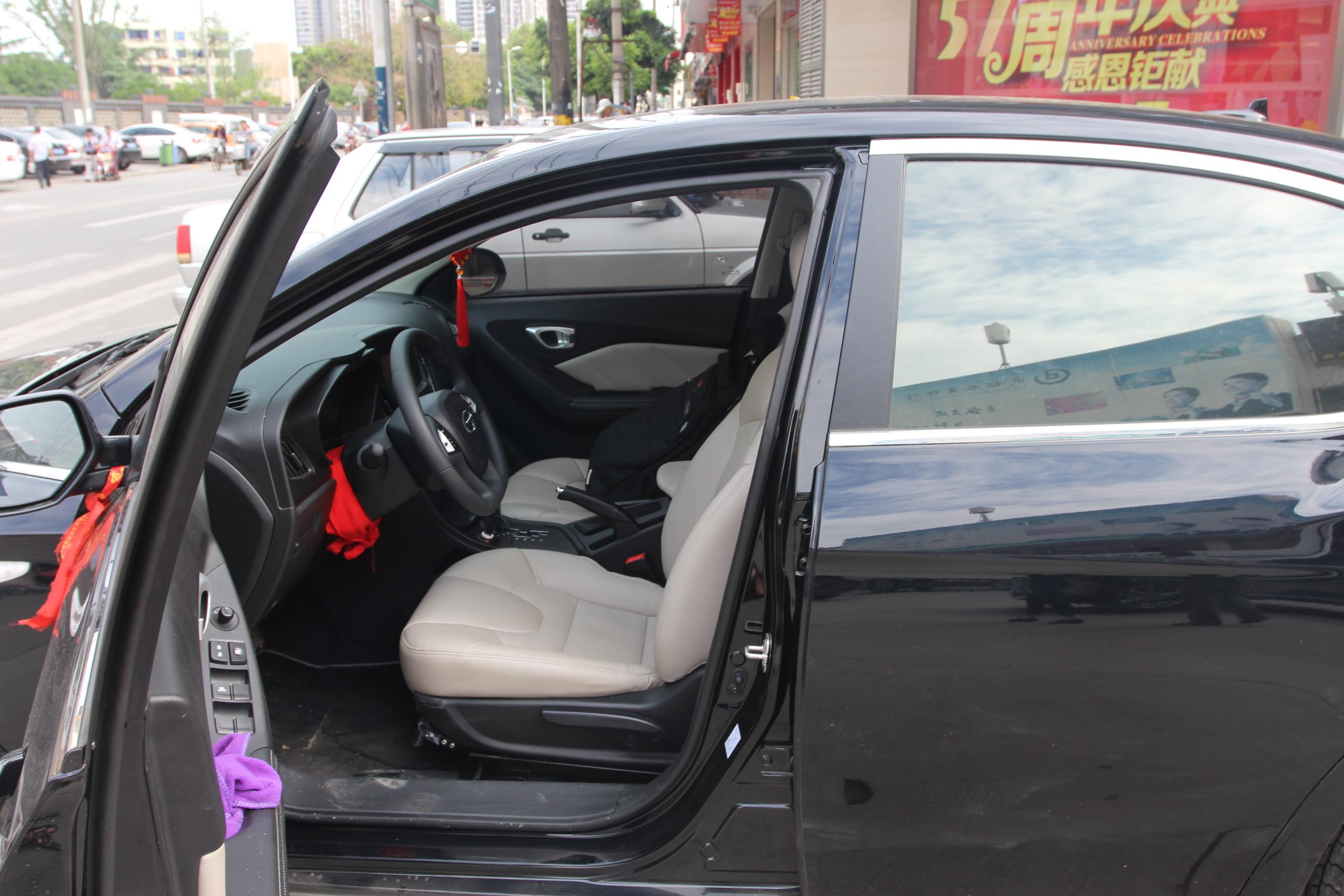 成都二手广汽乘用车 传祺ga3 高清图片