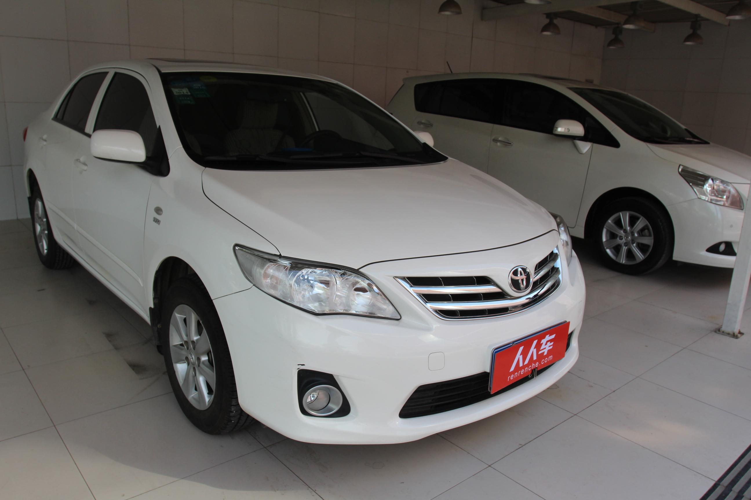 南京二手丰田-卡罗拉 2012款
