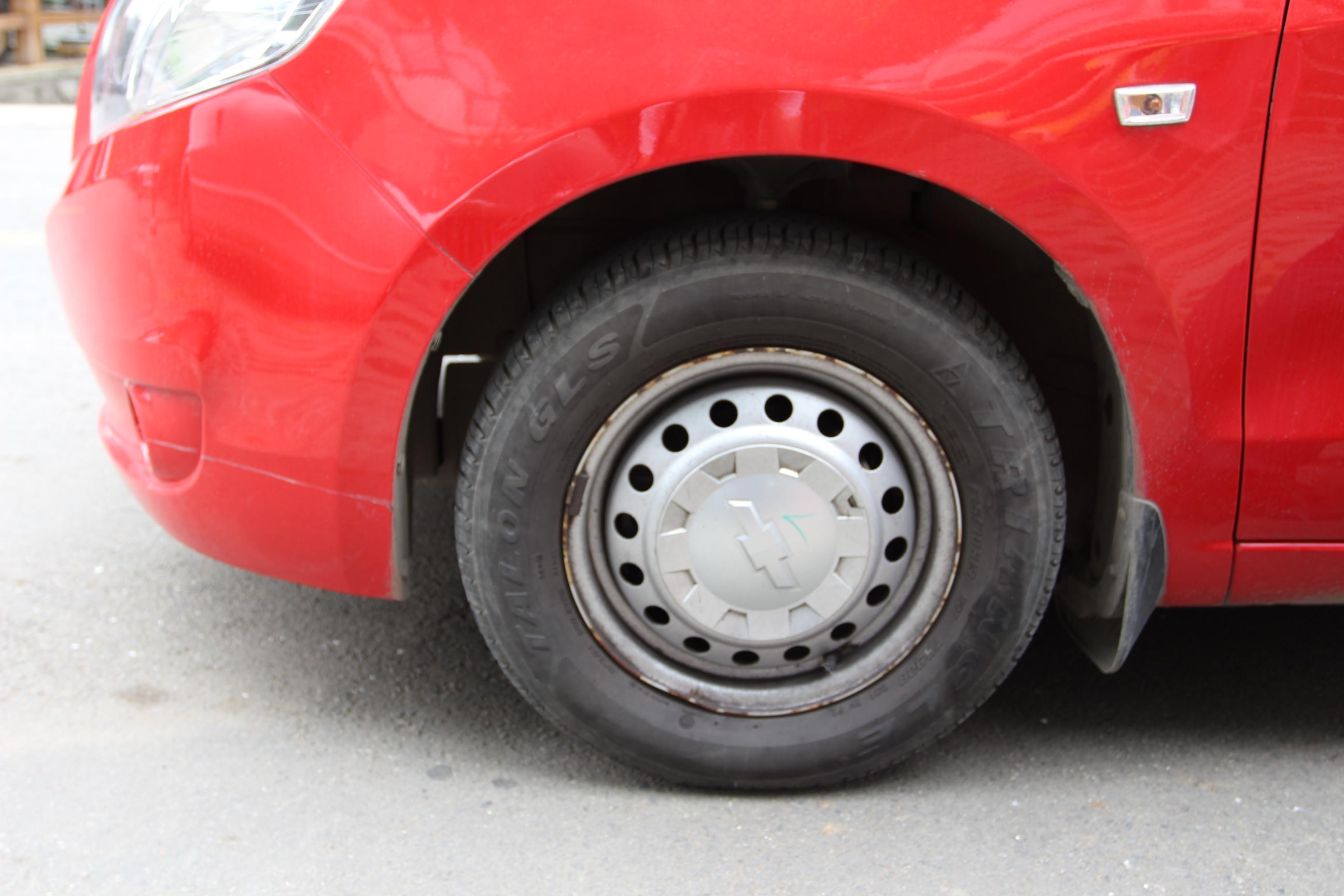 雪佛兰-赛欧2010款 三厢 1.2l 手动温馨版