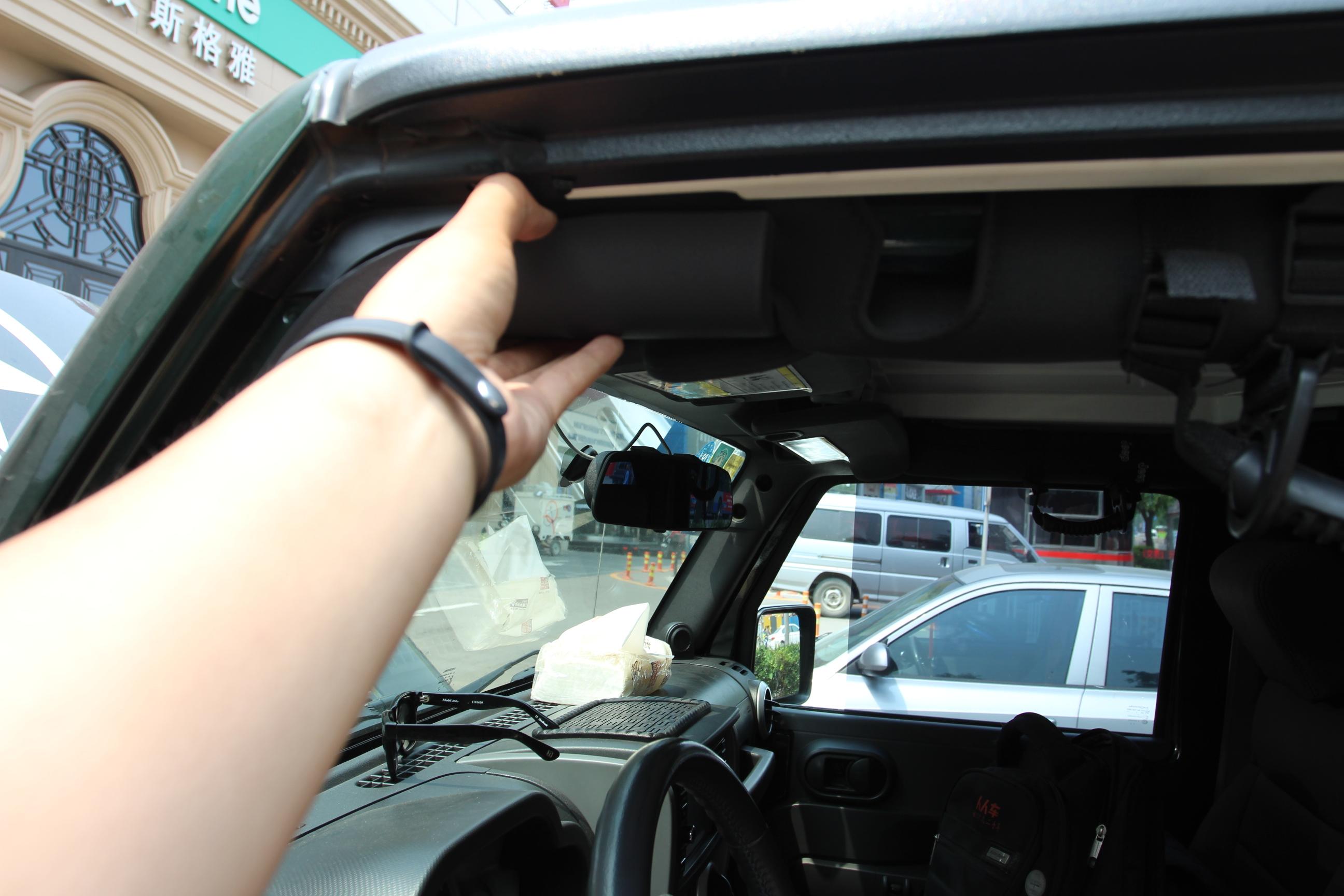 北京二手jeep 牧马人 2010款 3.8l 两门版 自动高清图片