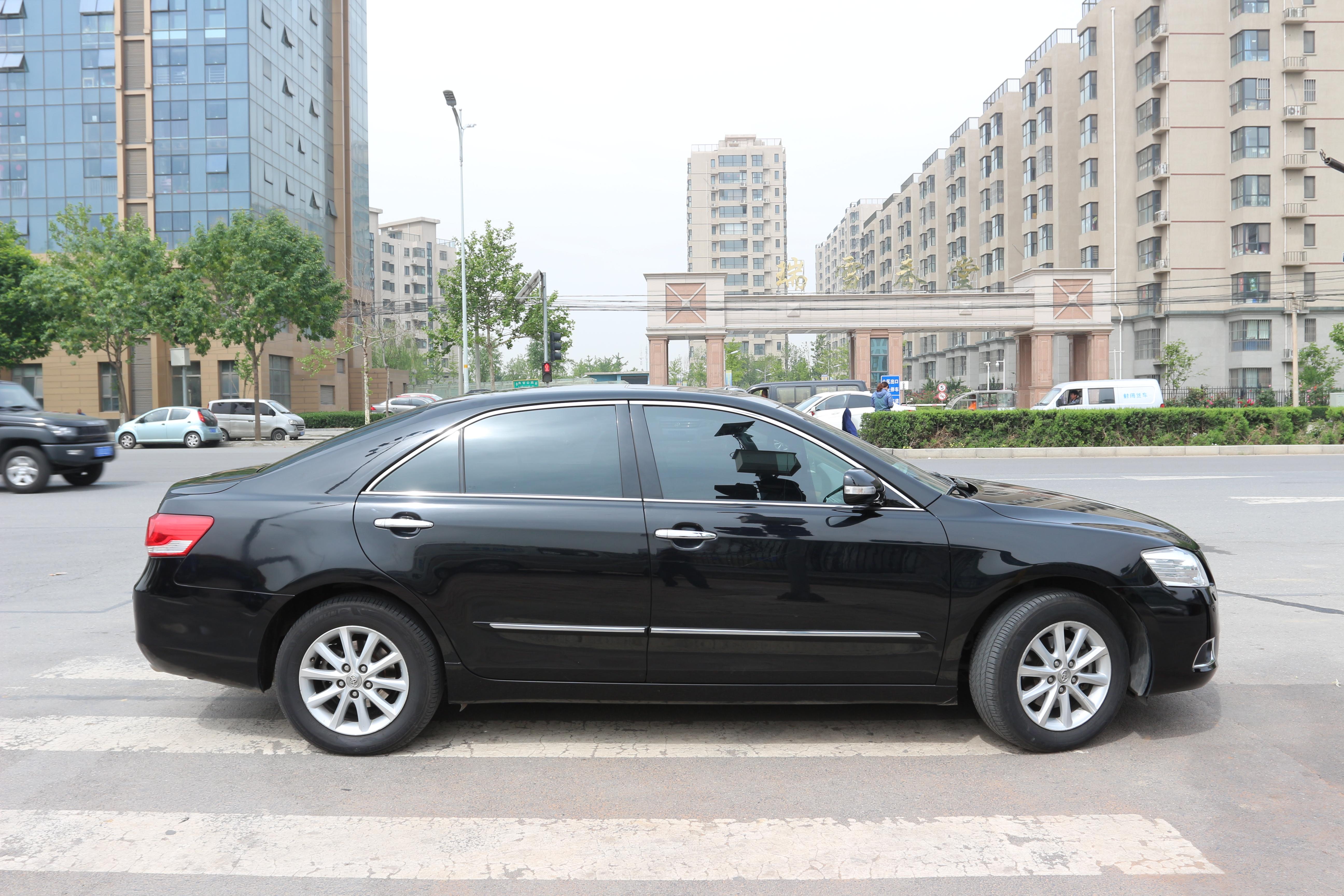 丰田-凯美瑞 2010款2.4l amt豪华版