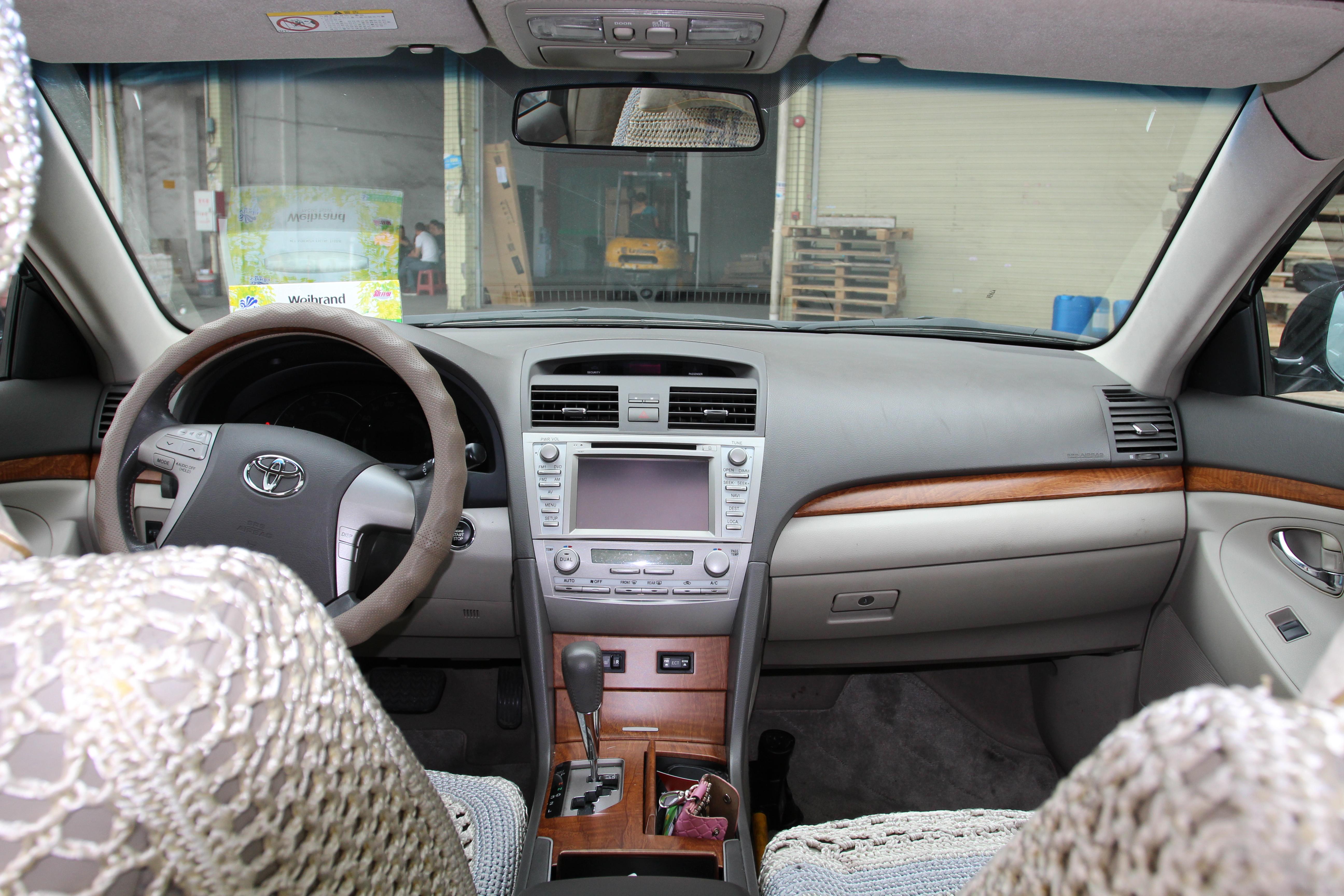 广州二手丰田-凯美瑞 2011款 200g 豪华周年纪念版_及