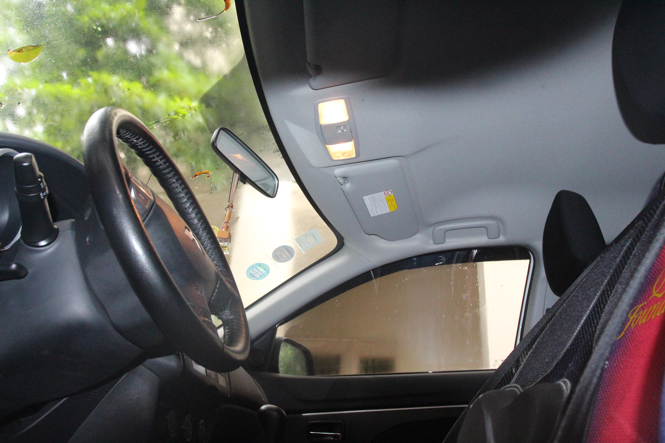 三菱汽车空调开关图解