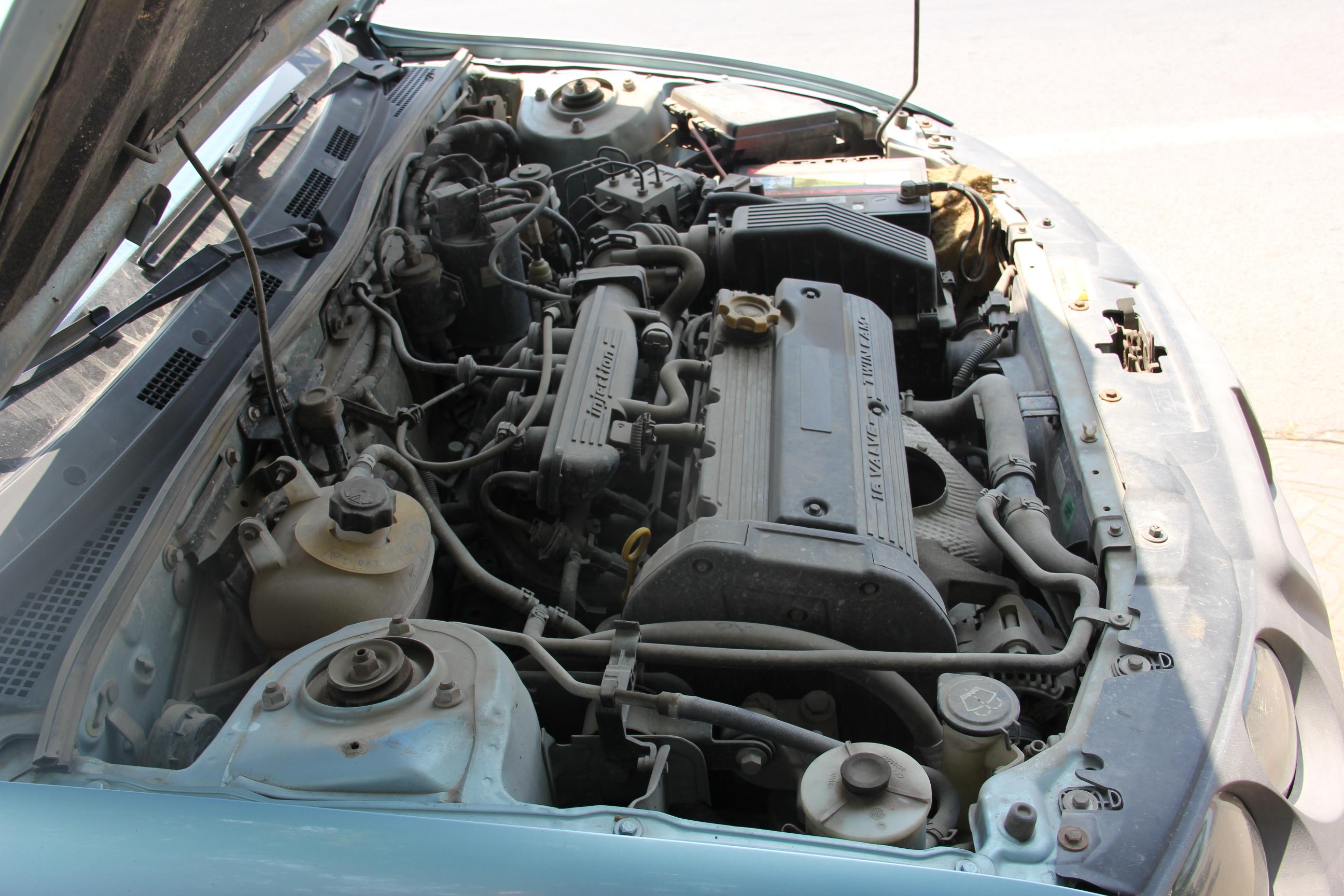mg车底盘结构图