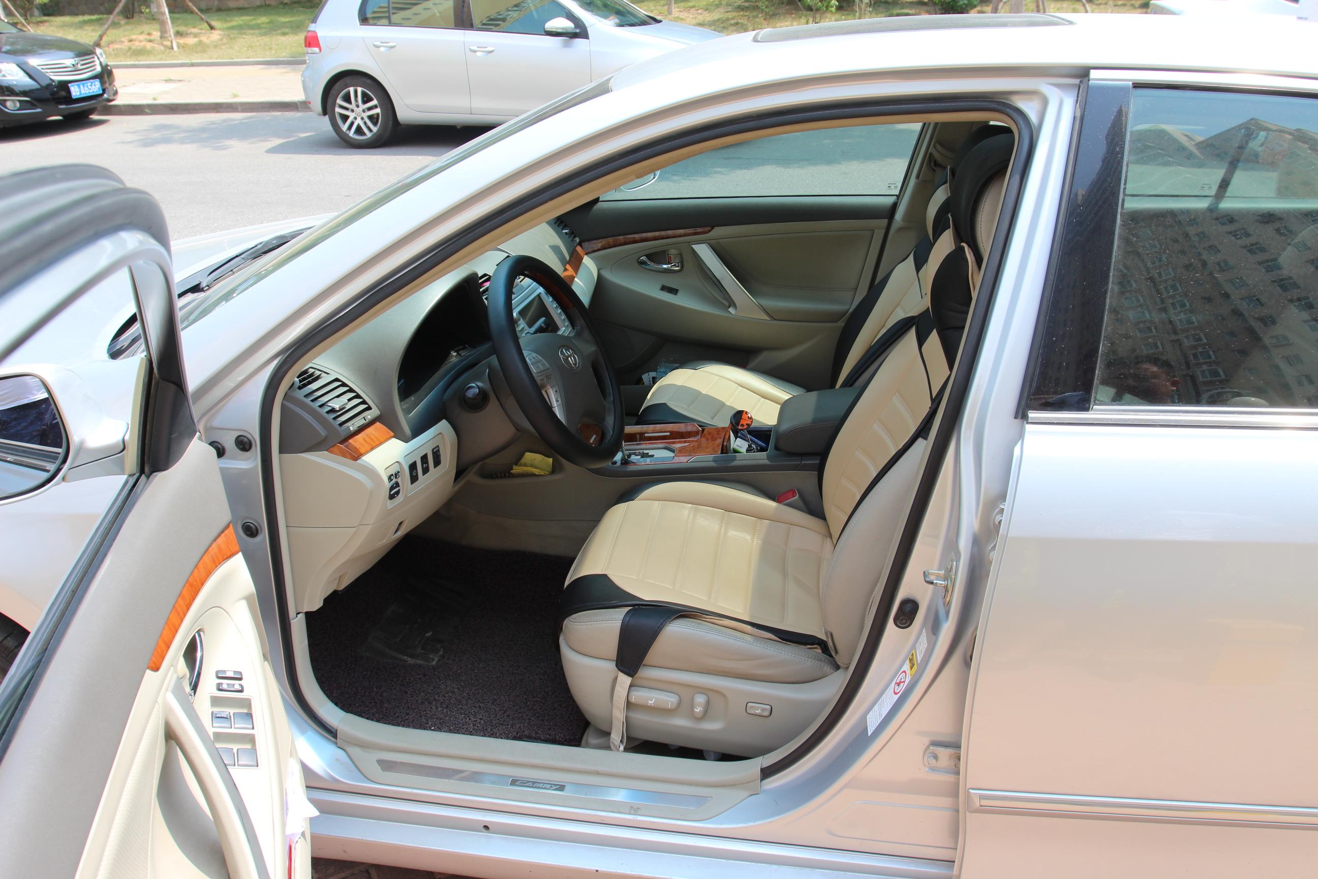 丰田-凯美瑞 2009款 240v navi至尊导航版