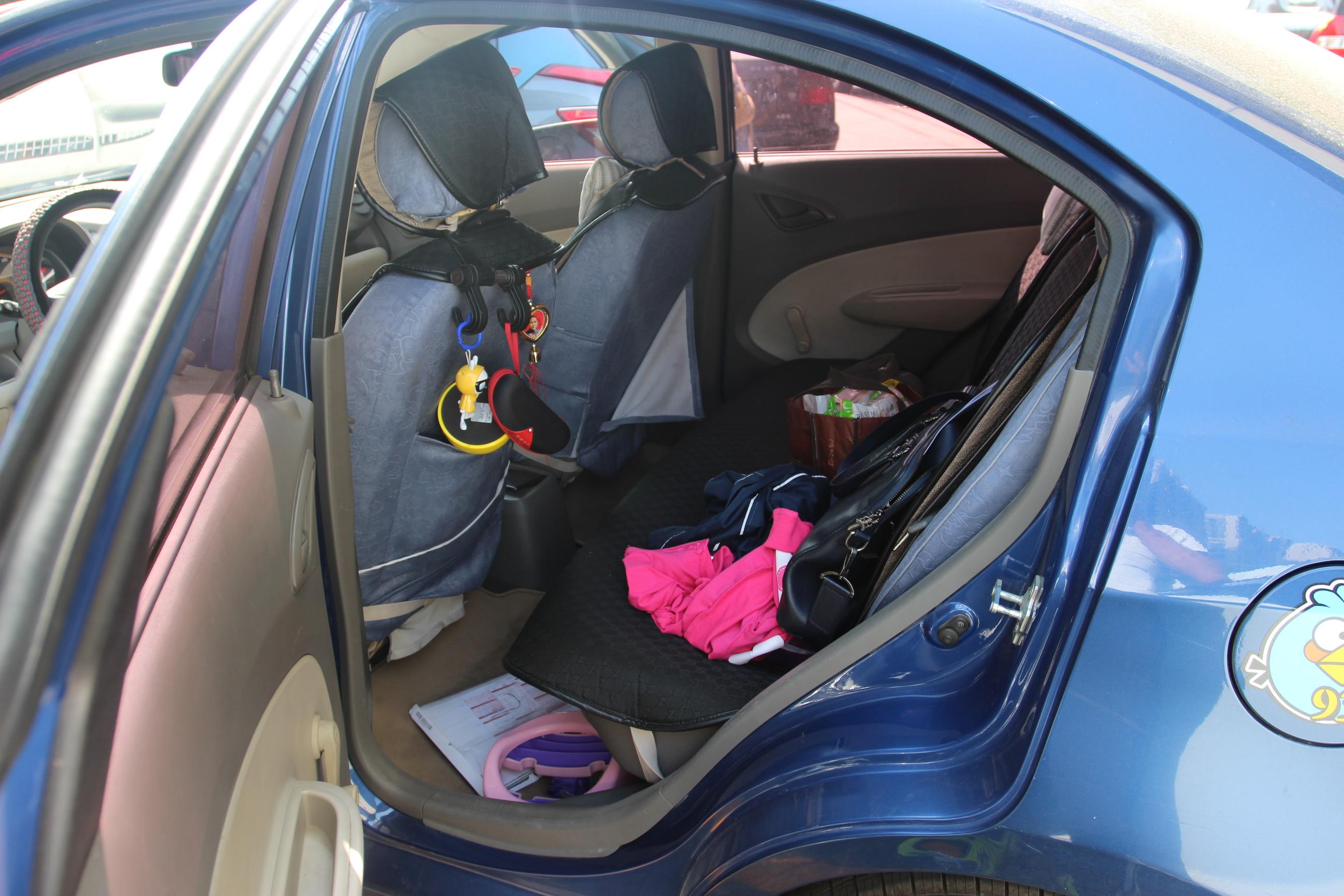 雪佛兰-赛欧2010款 两厢 1.2l 手动温馨版