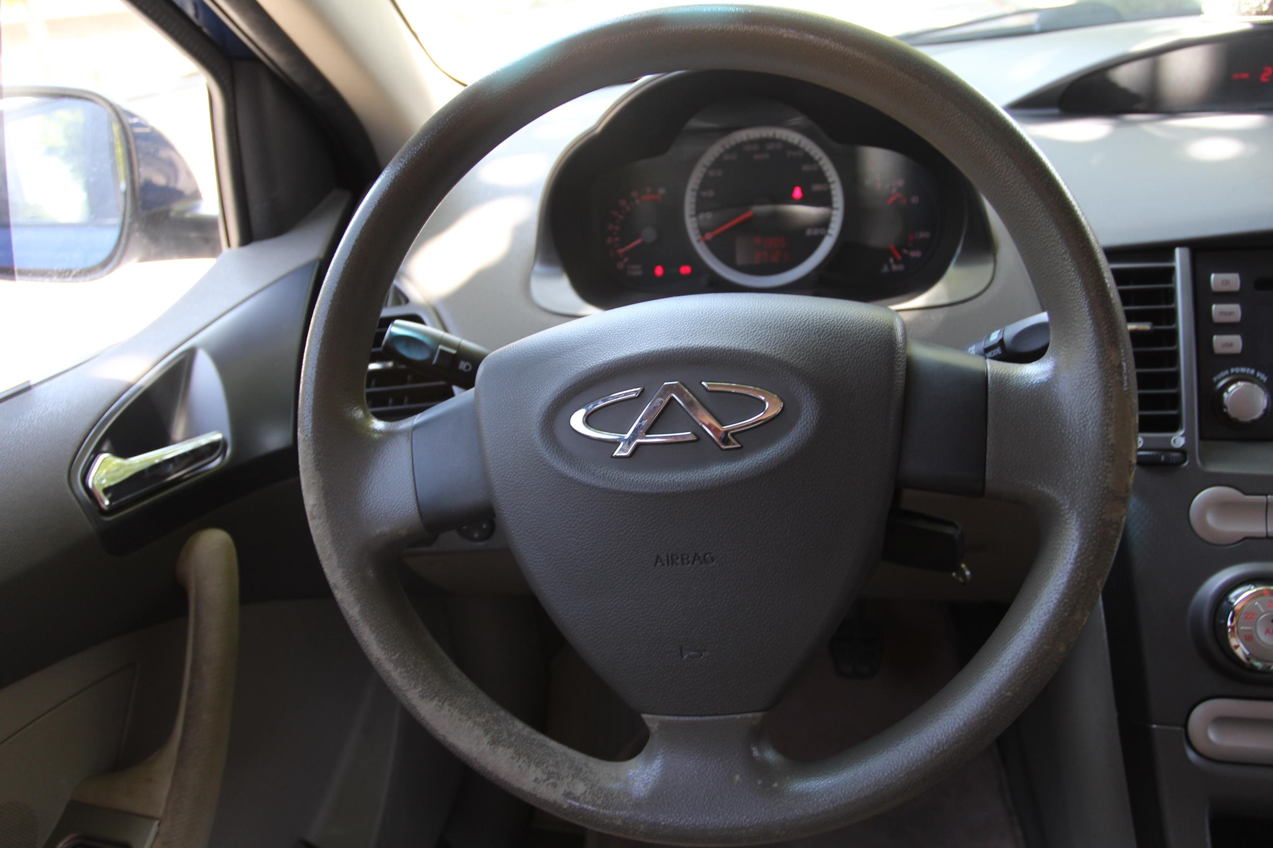 奇瑞汽车-a3 2008款 三厢 1.6l 手动标准型