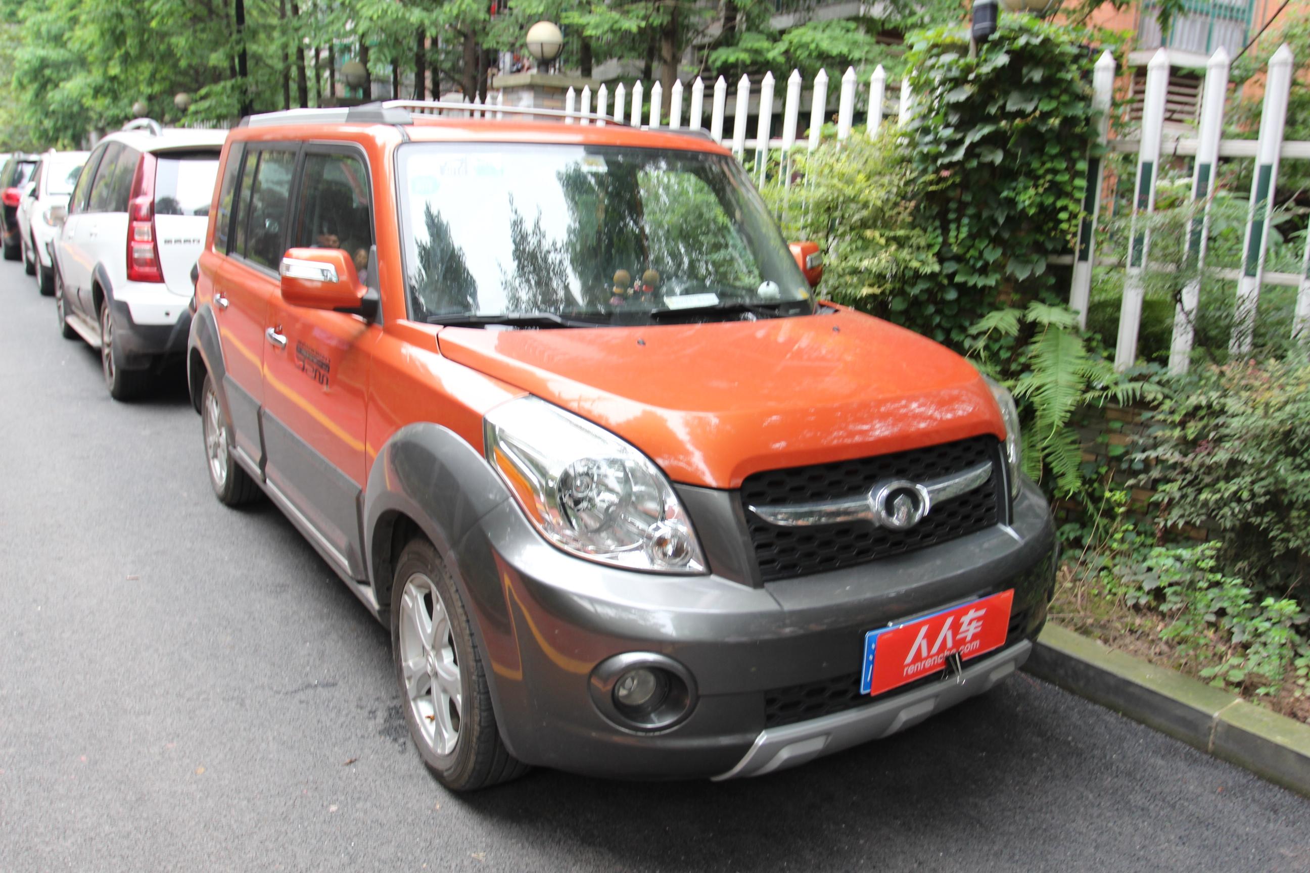 重庆二手长城汽车-m2 2010款 1.5l cvt 精英型_最新及
