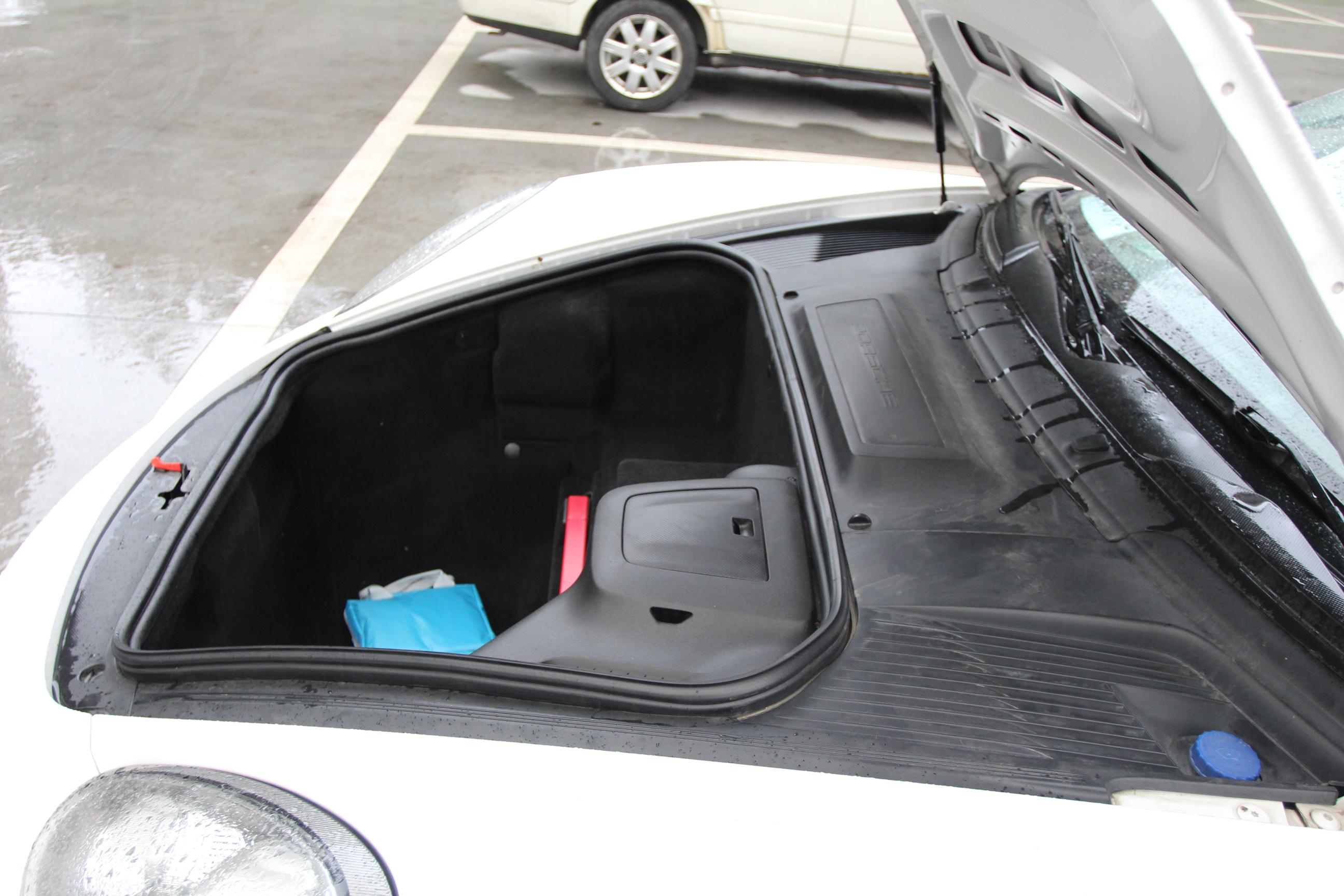 保时捷-cayman 2009款 cayman 2.9l