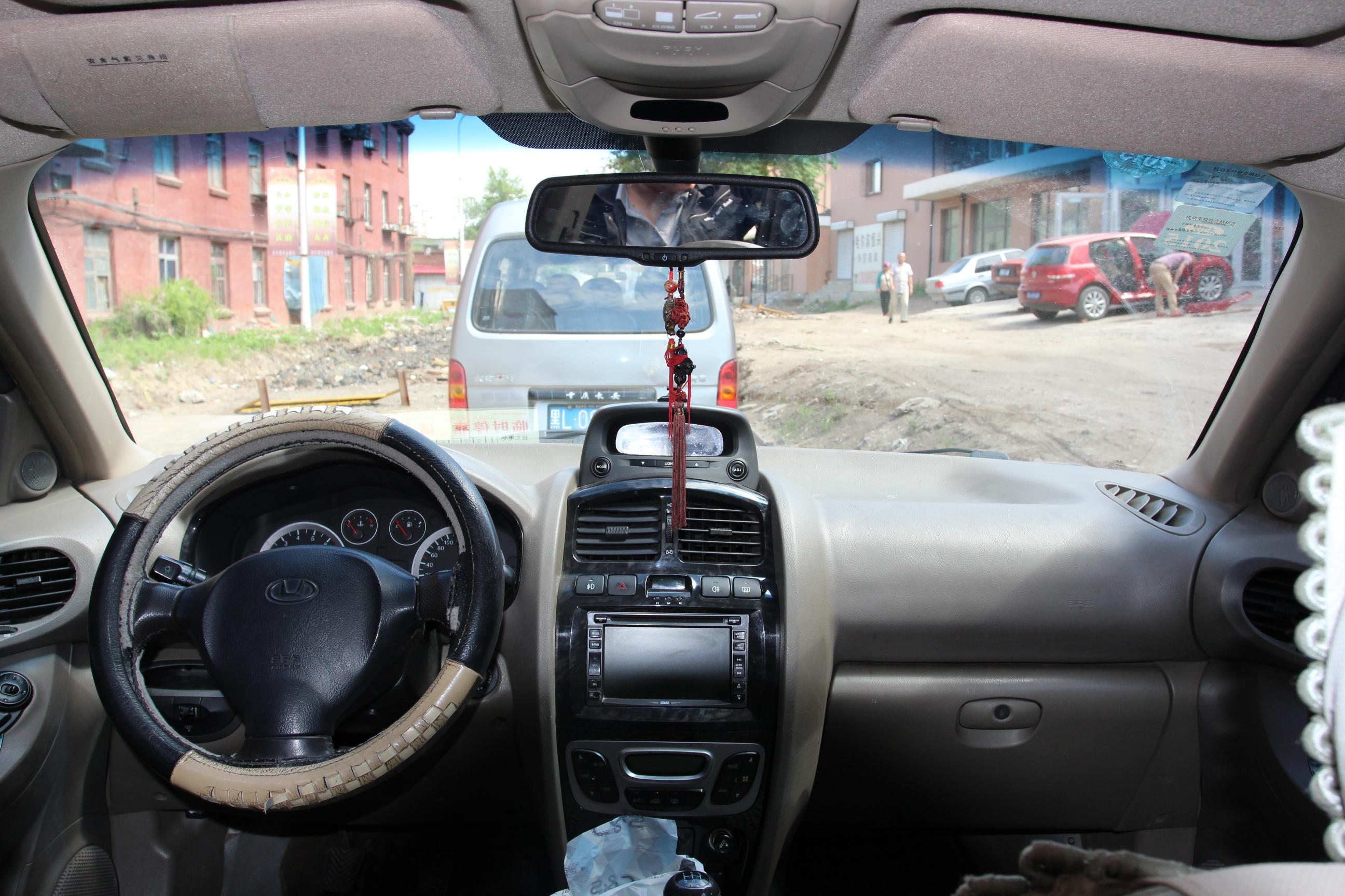 华泰汽车-圣达菲 2008款 1.8t 手动两驱豪华型