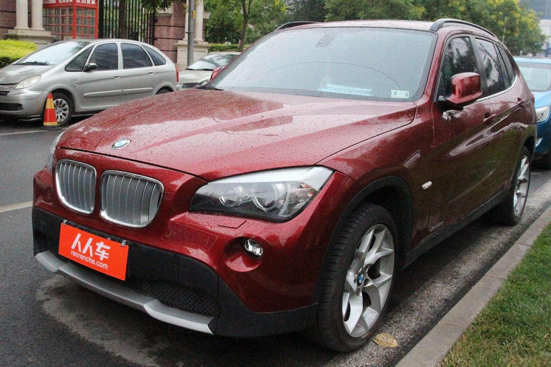 宝马-x1(进口) 2010款 sdrive18i豪华型
