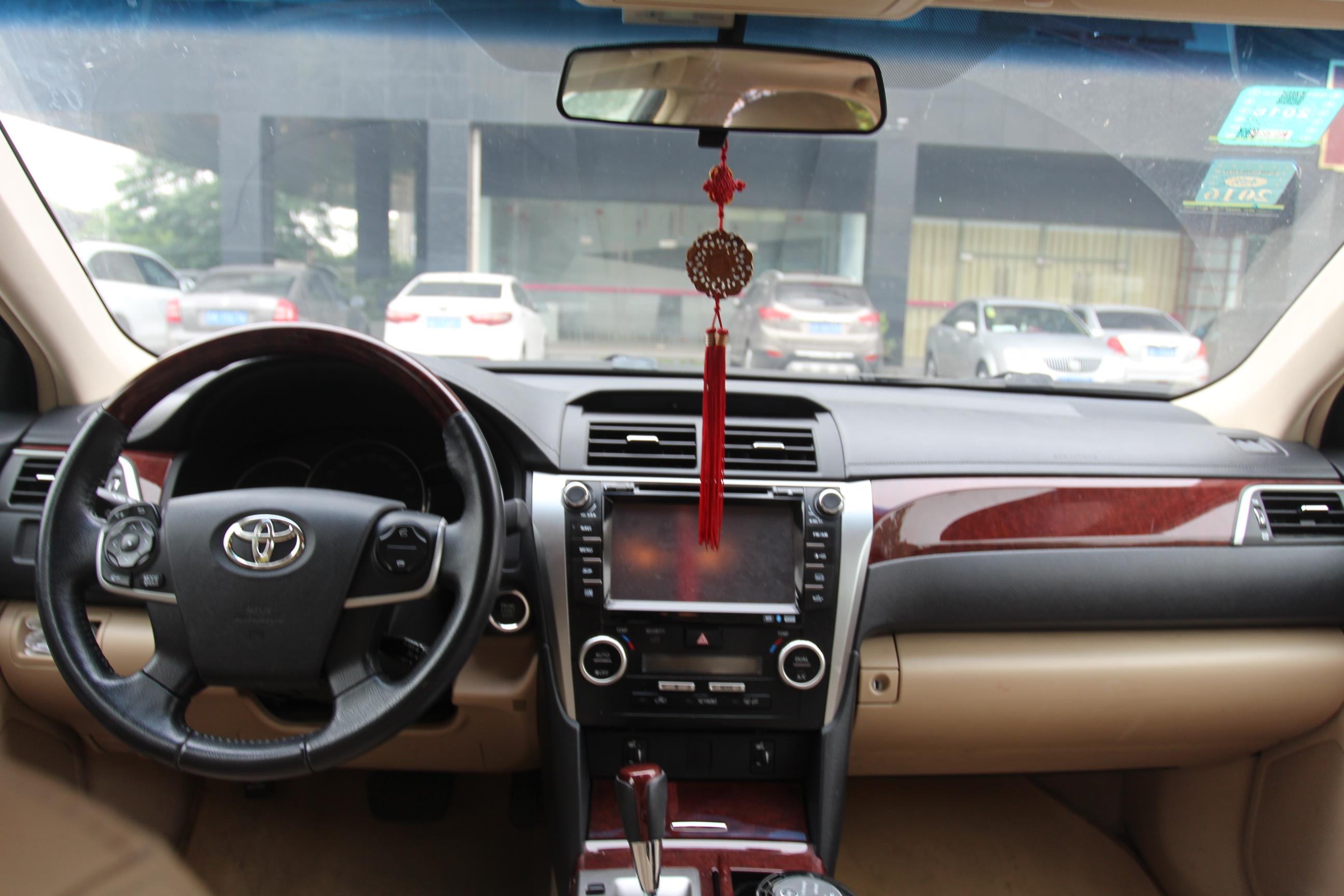 全国二手丰田-凯美瑞 2012款