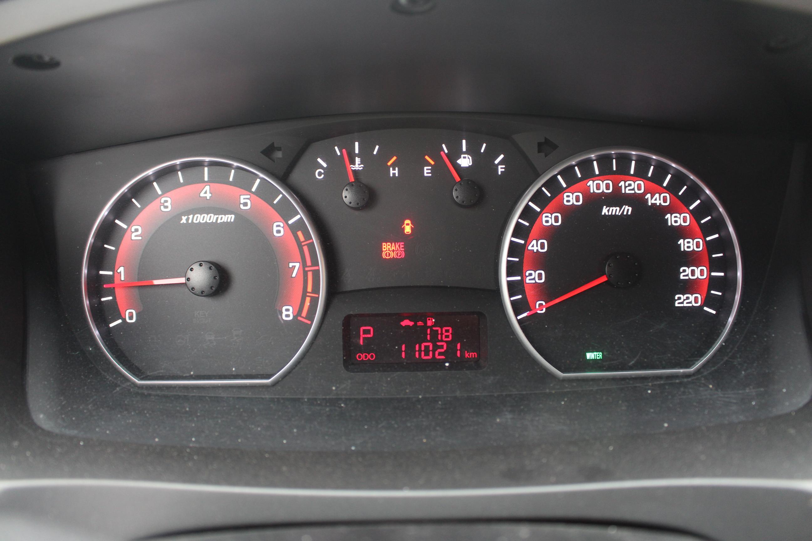 双龙汽车-爱腾2014款 2.3l 两驱自动精英汽油版