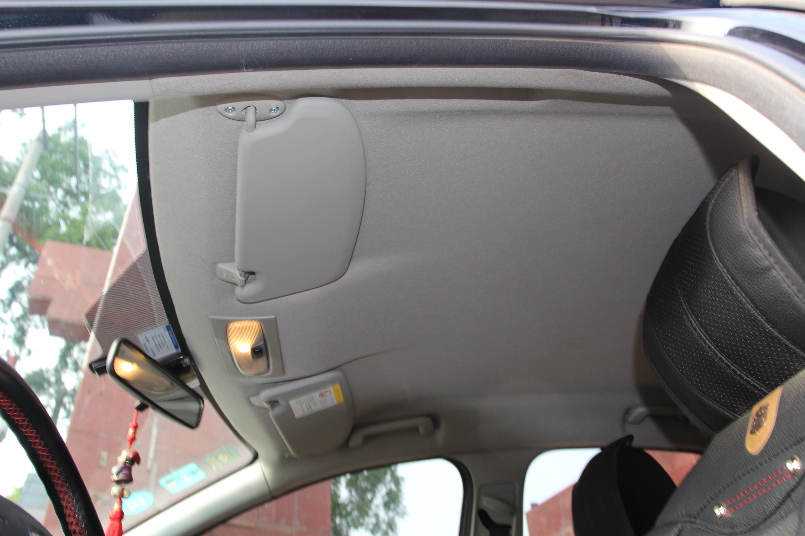 福特中控台按钮图解