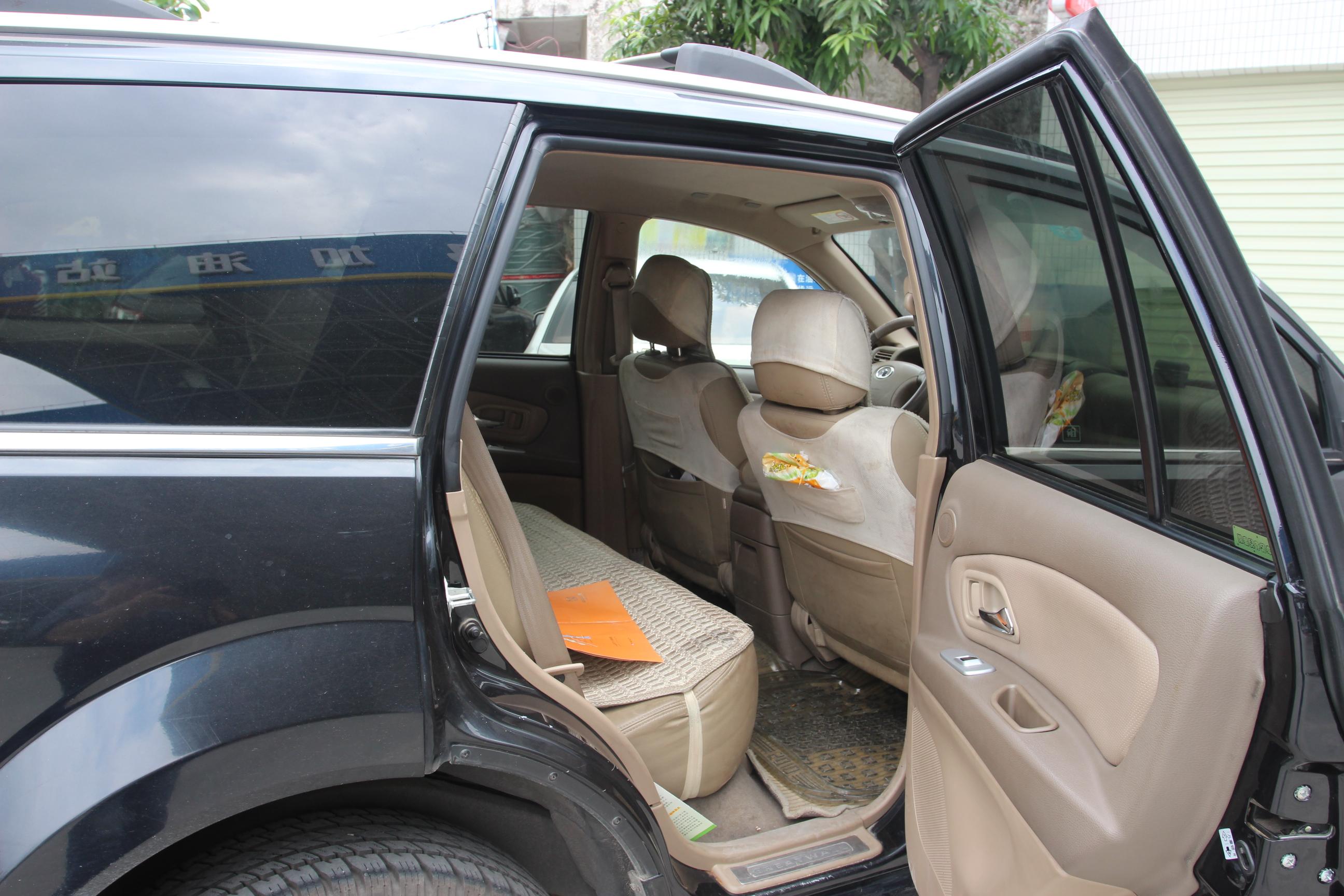 长城汽车-哈弗h3 2009款 锐意版 2.0l 手动精英型