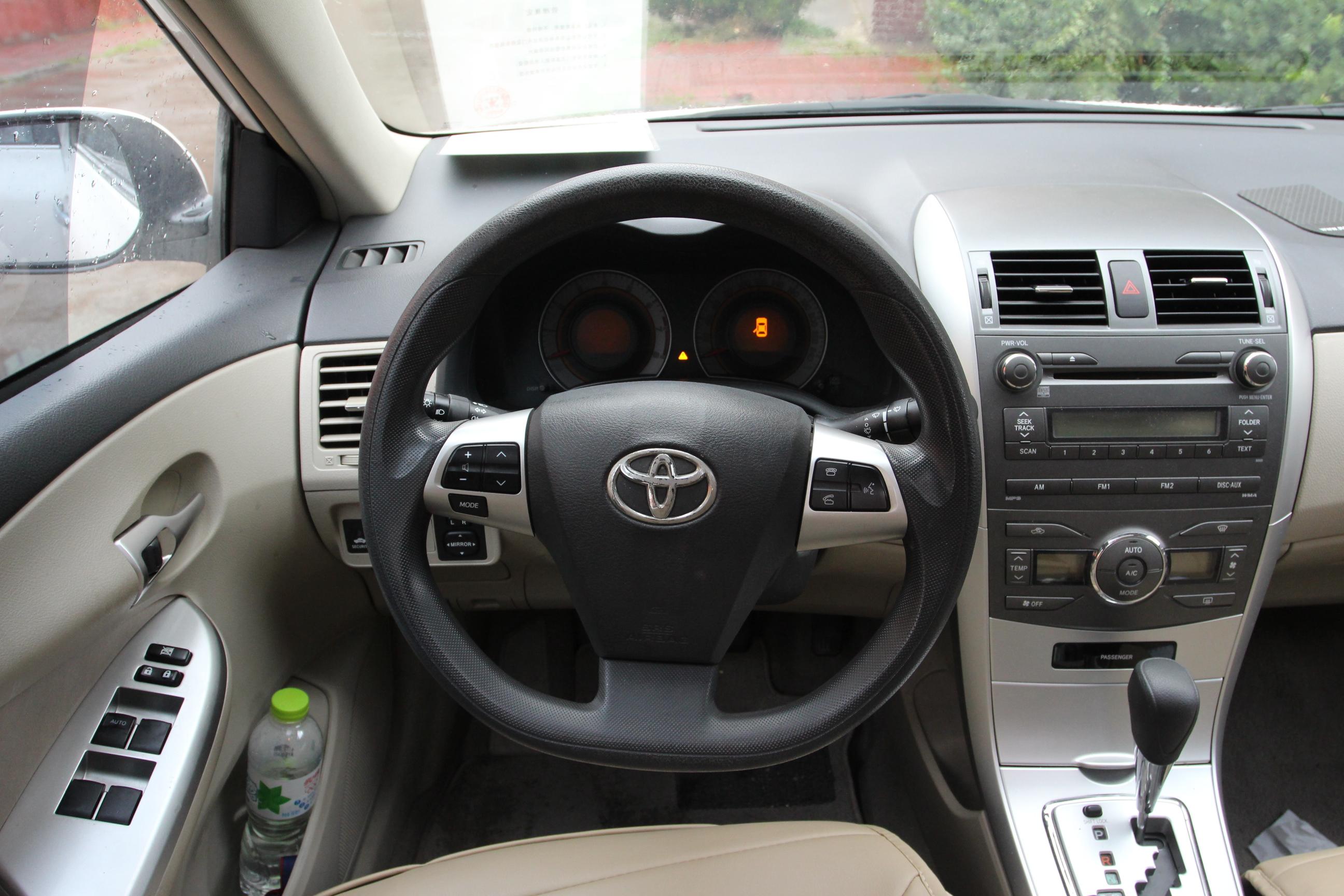 二手丰田-卡罗拉 2011款