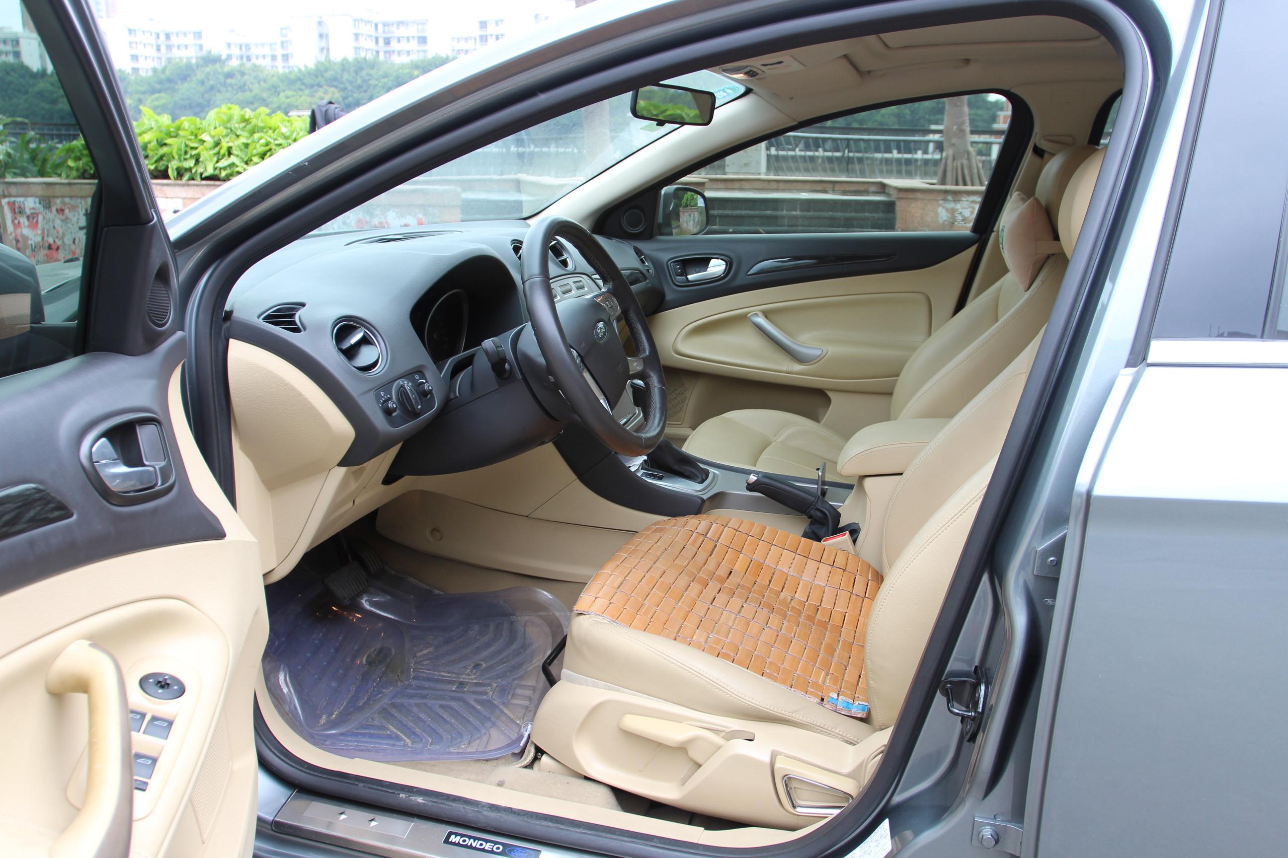 福特-蒙迪欧-致胜 2010款 2.3l 自动时尚型
