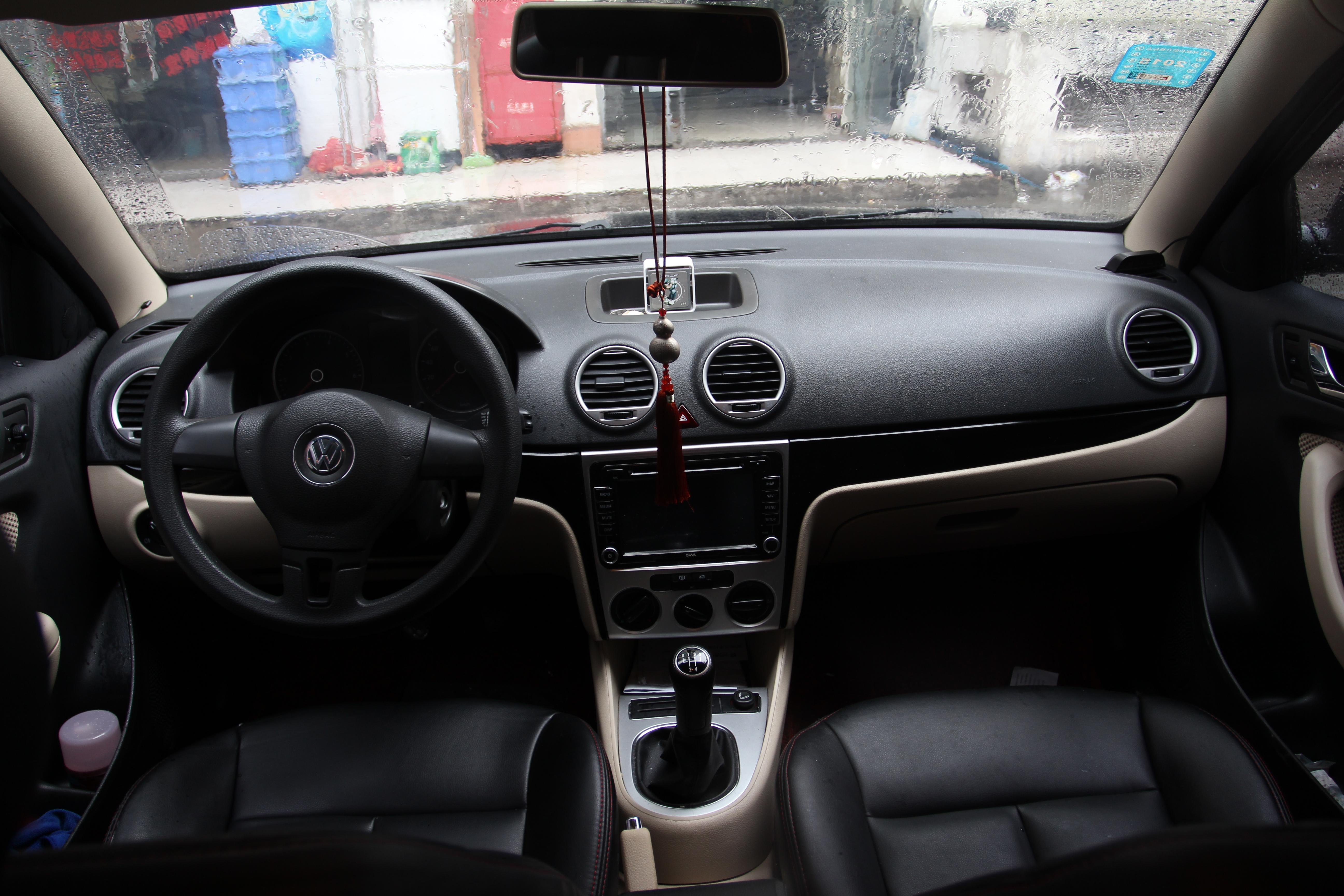 大众朗逸汽车仪表盘指示灯图解