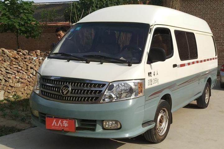 福田-福田风景 2014款 2.0l快运标准型长轴版高顶486eqv4