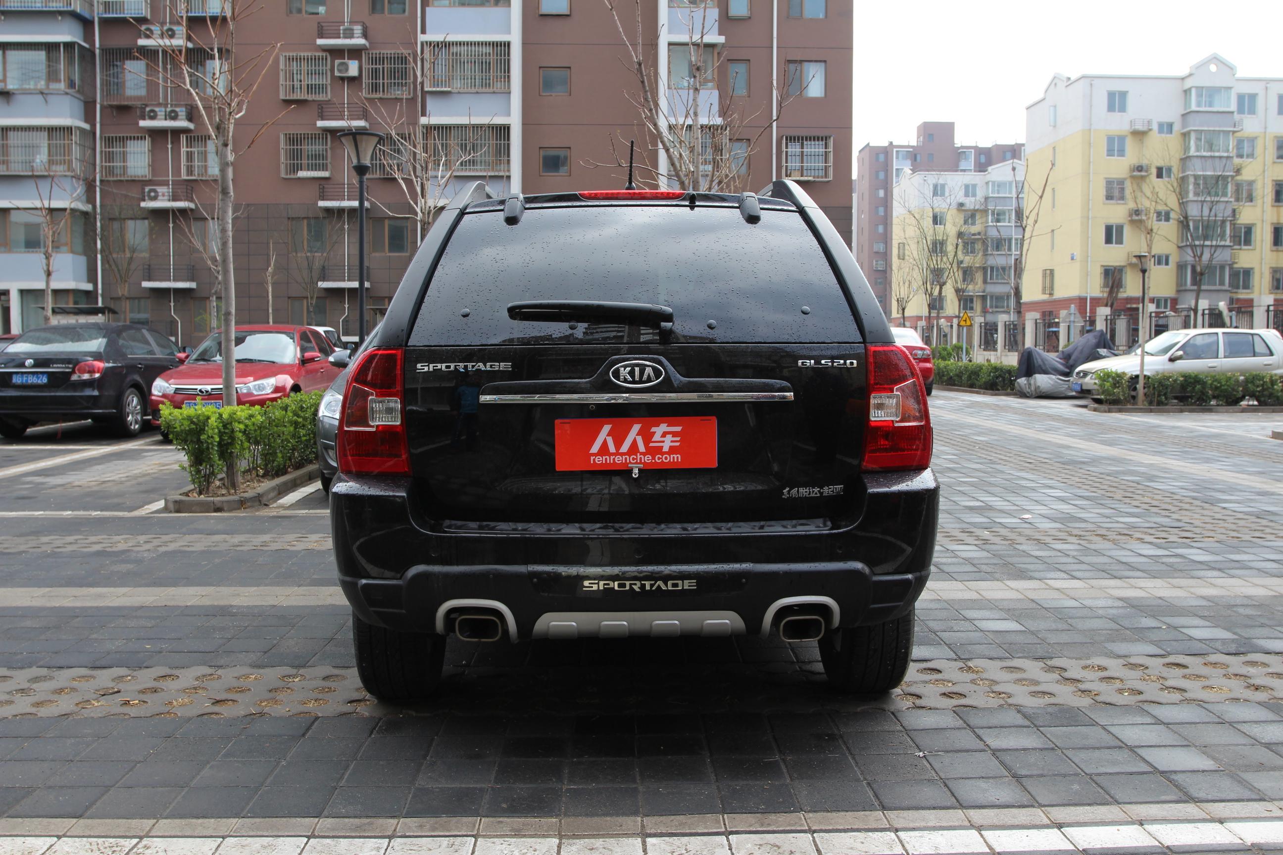 北京二手起亞-獅跑2011款